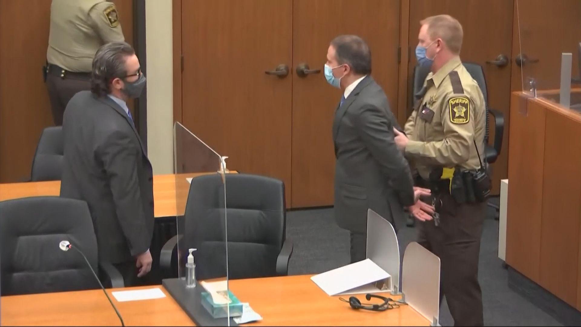 拜登:弗洛伊德案裁決是邁向公義一大步