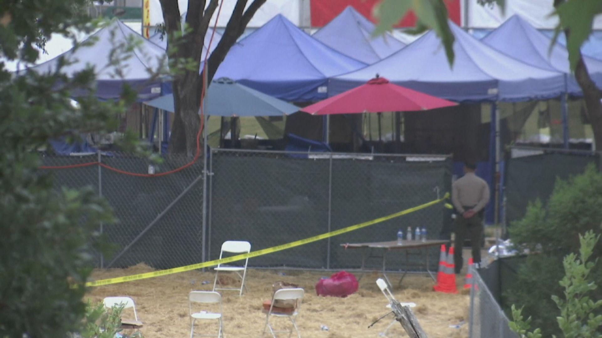 警方確認加州美食節槍擊案疑兇身分