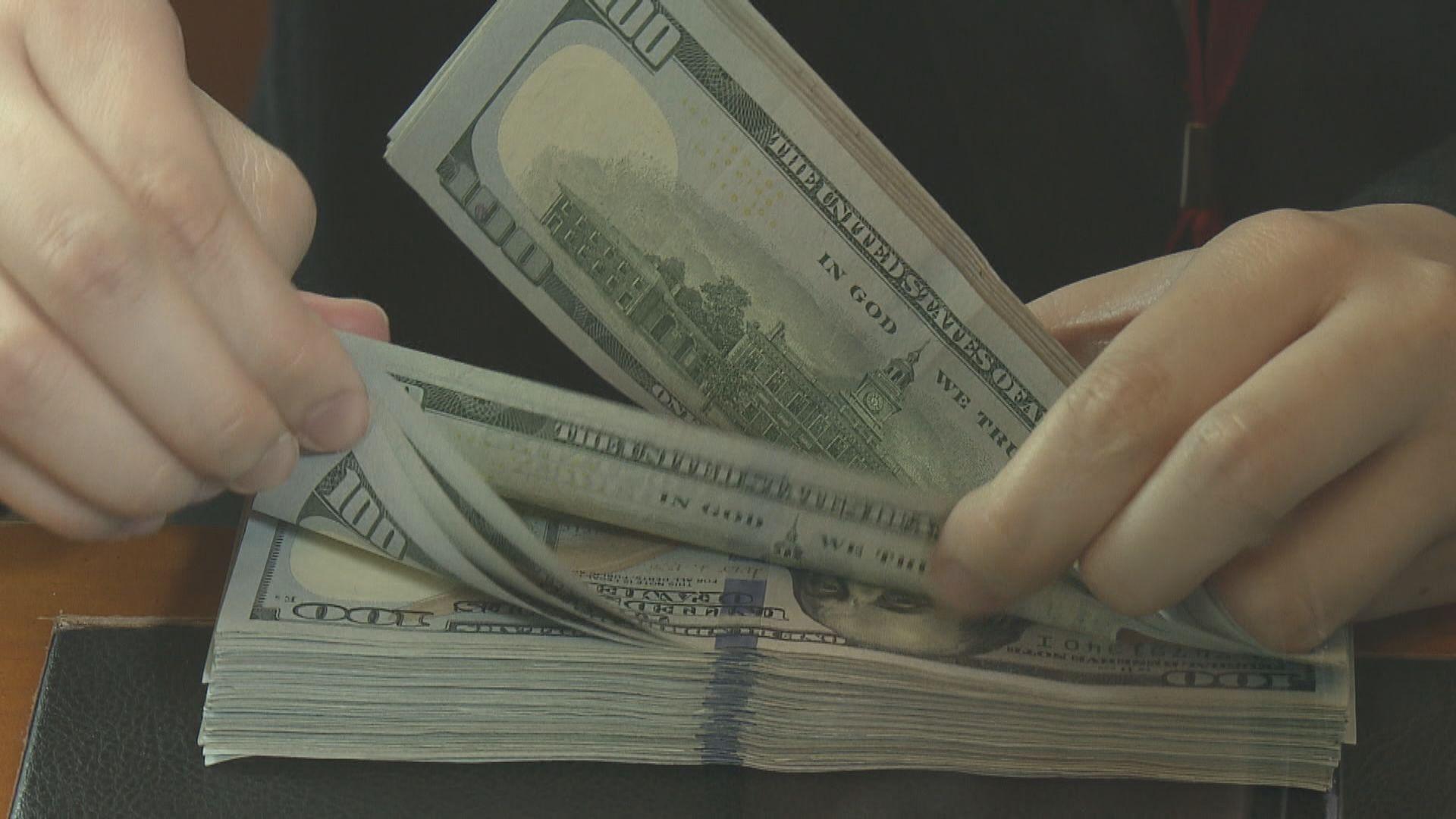 美匯指數升穿97 美元兌日圓升至今年高位