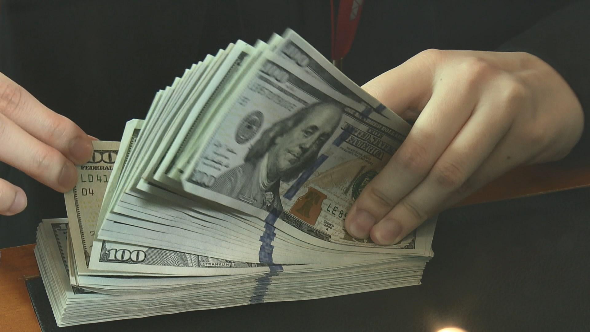 聯儲局暗示或會減息 美匯指數連跌4日