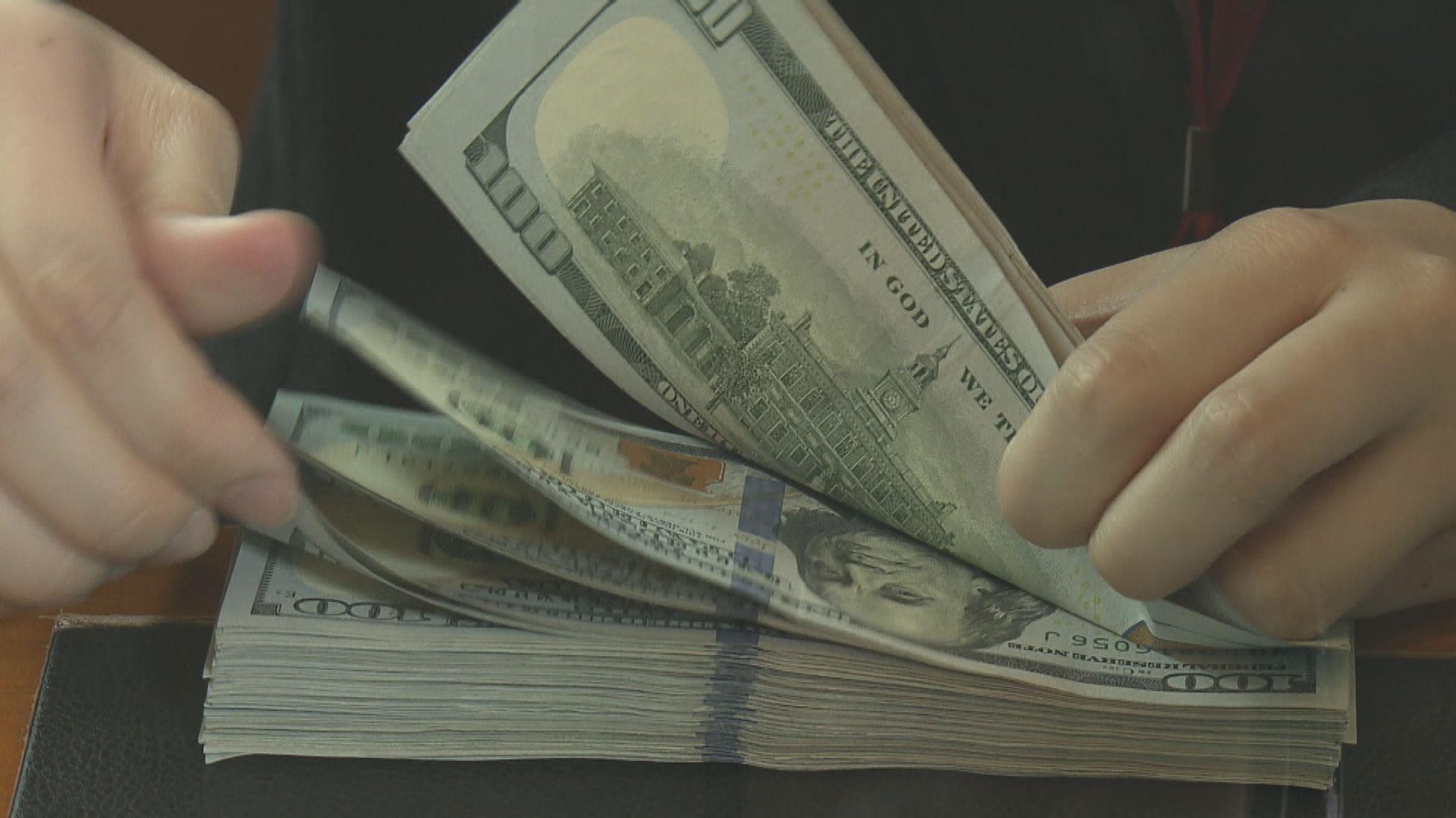 美匯指數重上100關口 受鮑威爾講話帶動