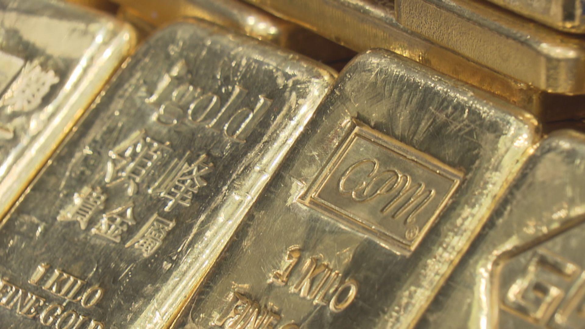 國際金價微升
