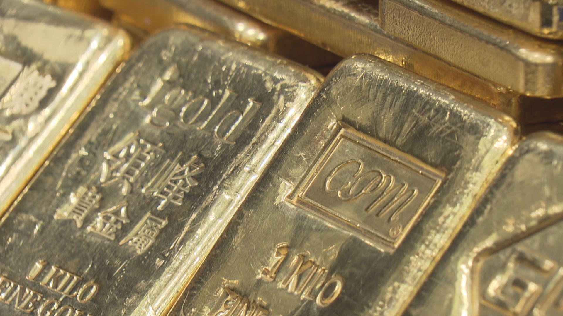 國際金價升至近9年高位