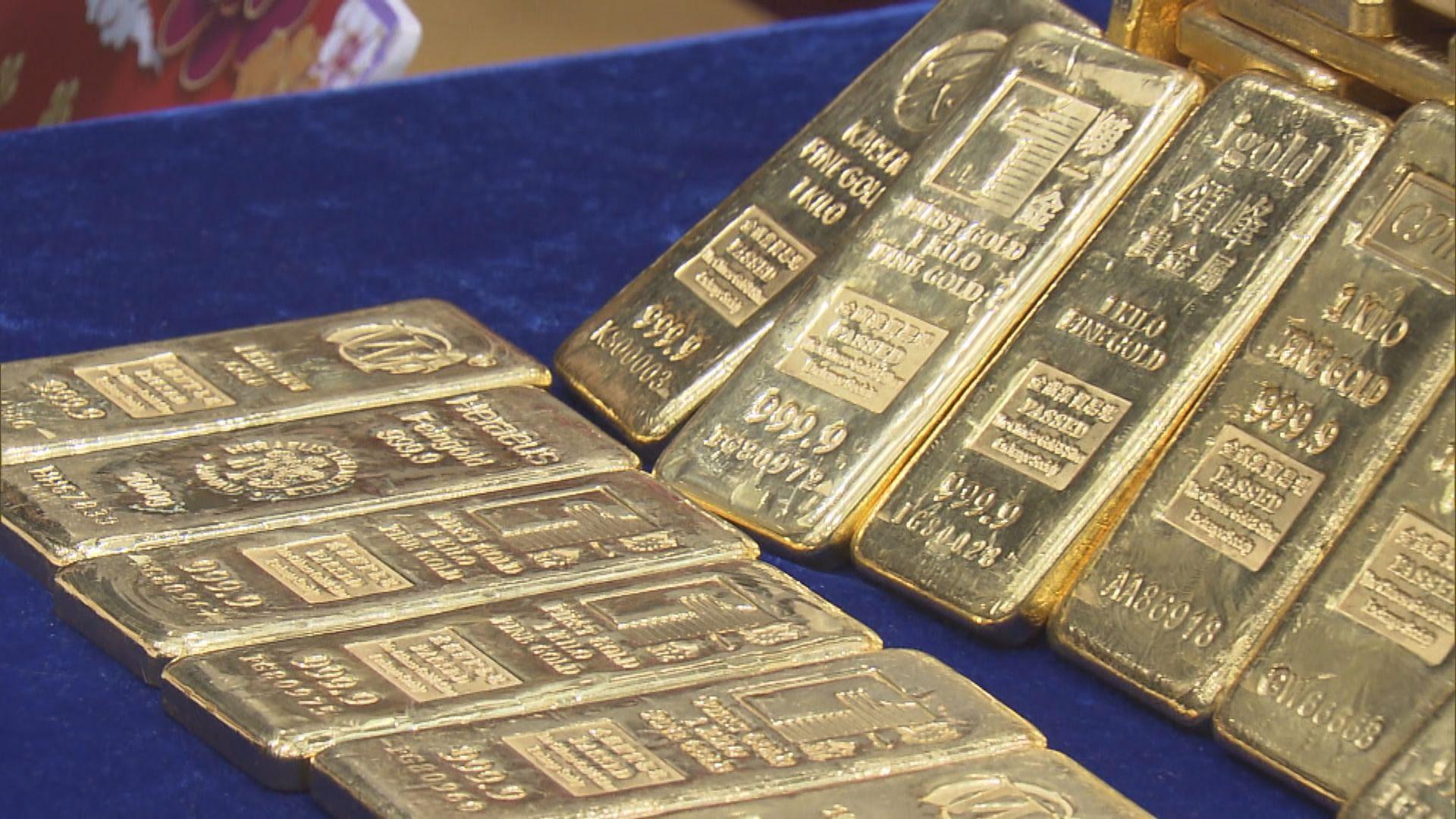金價再創歷史新高 現貨金首次升穿每盎司2000美元
