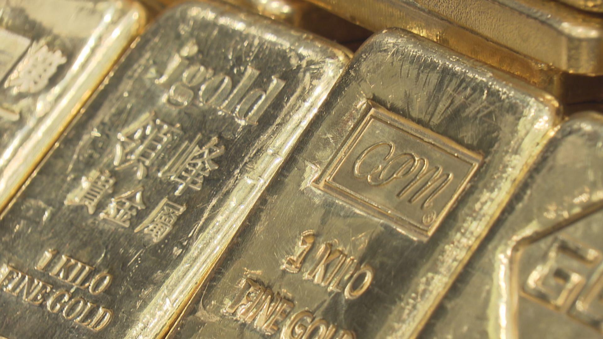 美元匯價下跌令金價收復早段失地上升