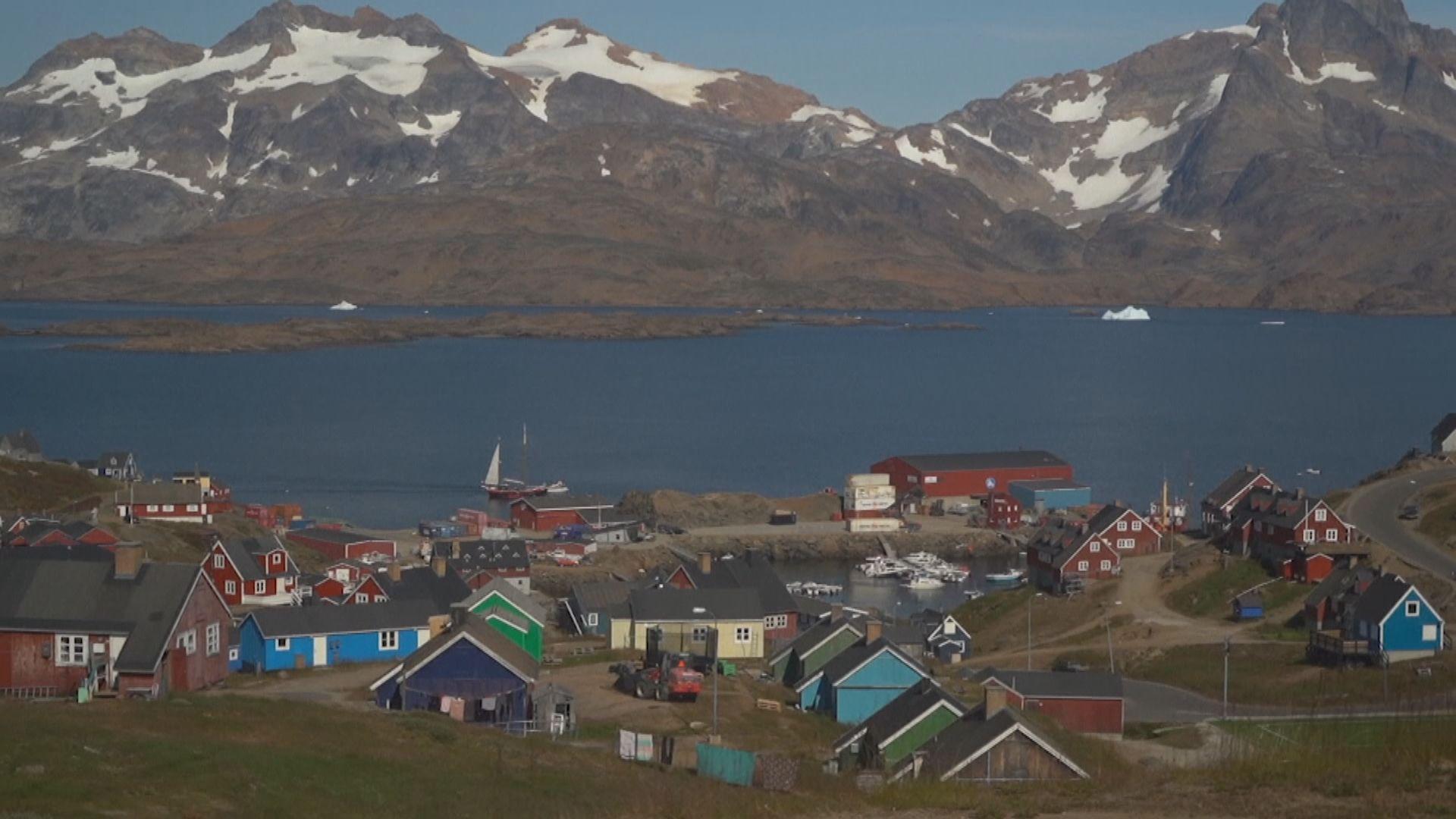 特朗普有意購買格陵蘭 丹麥指荒謬