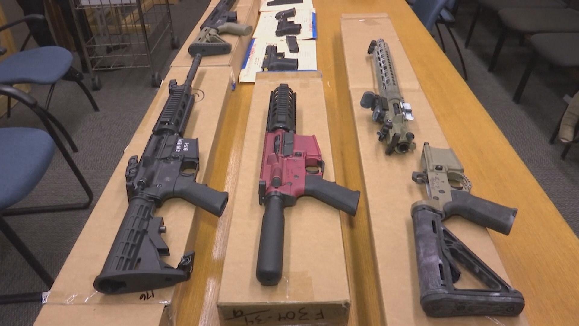 拜登頒布多項行政命令加強管制槍械