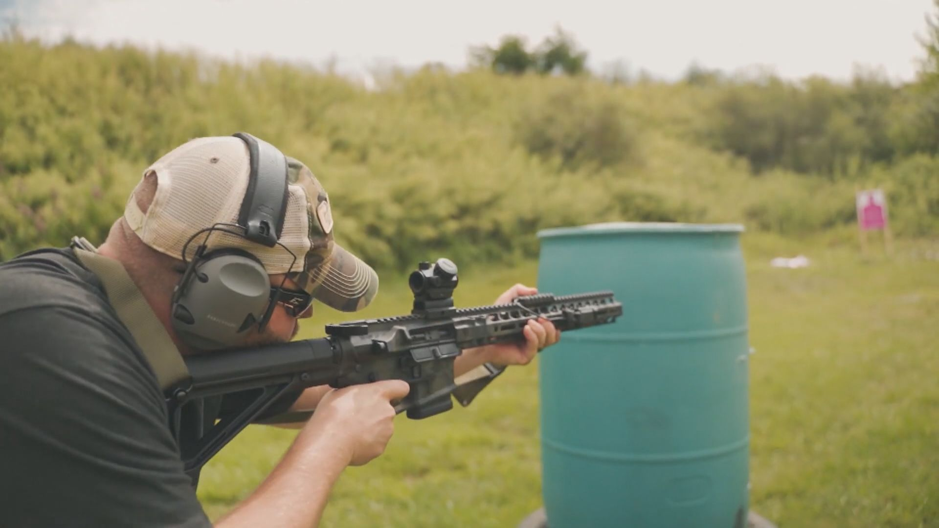 美聯邦法官指加州攻擊性武器禁令違憲