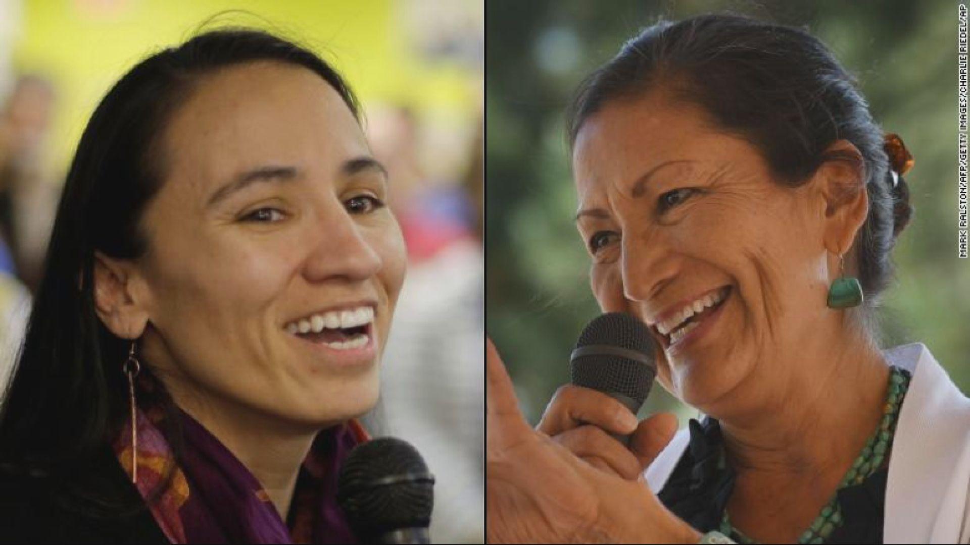 美眾議院首次出現女印第安原住民議員