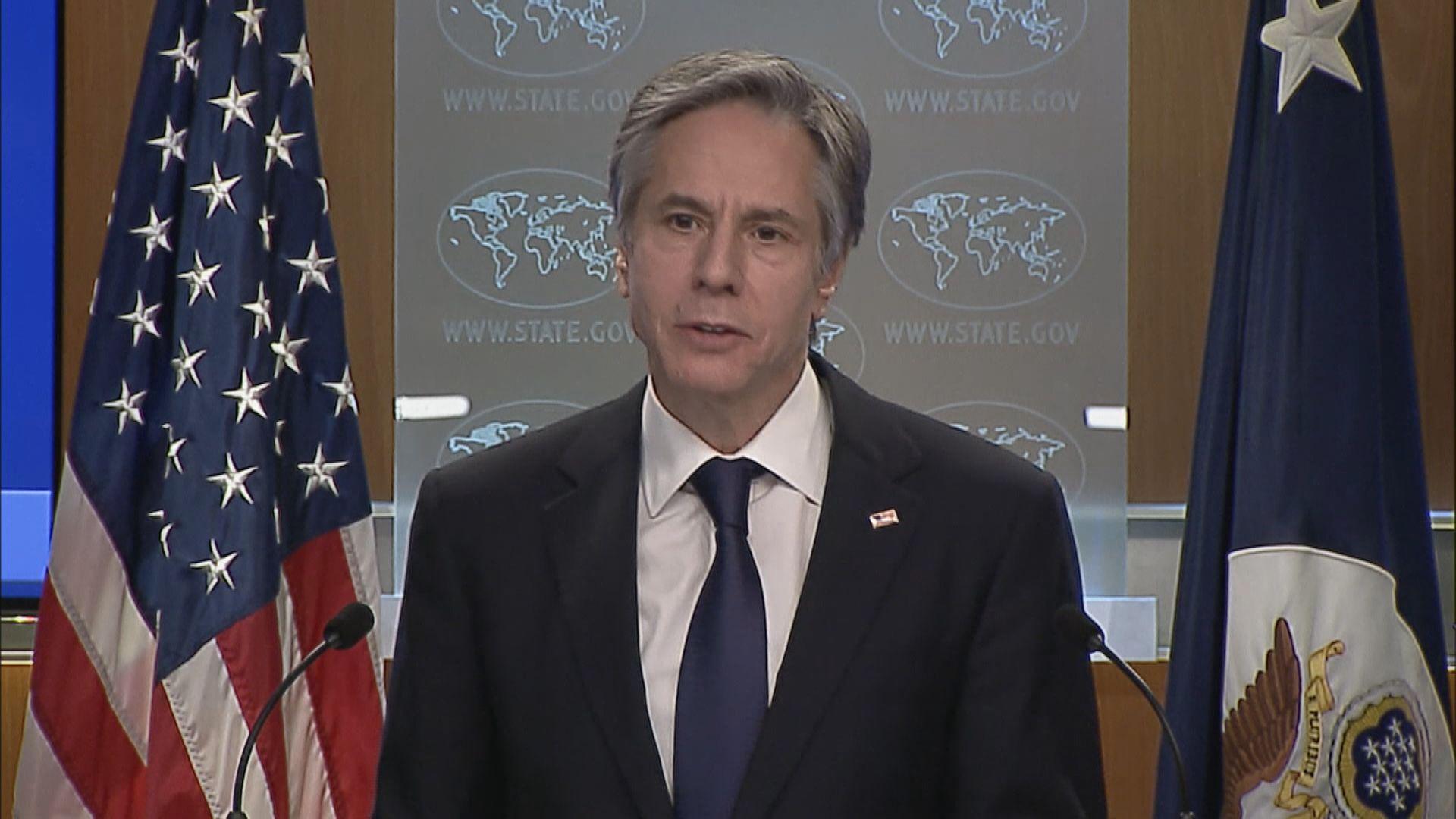 美國繼續暫停給予香港特殊待遇