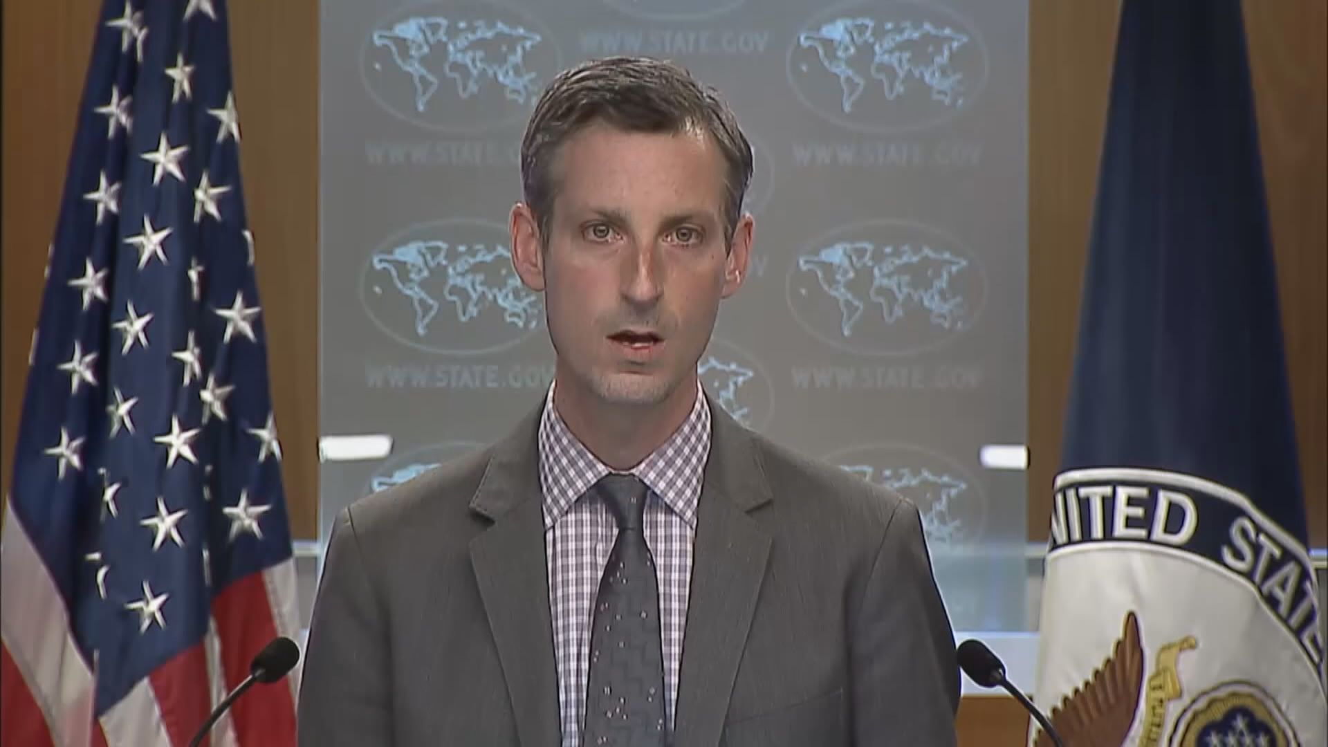 美國確認繼續暫停給予香港特殊待遇