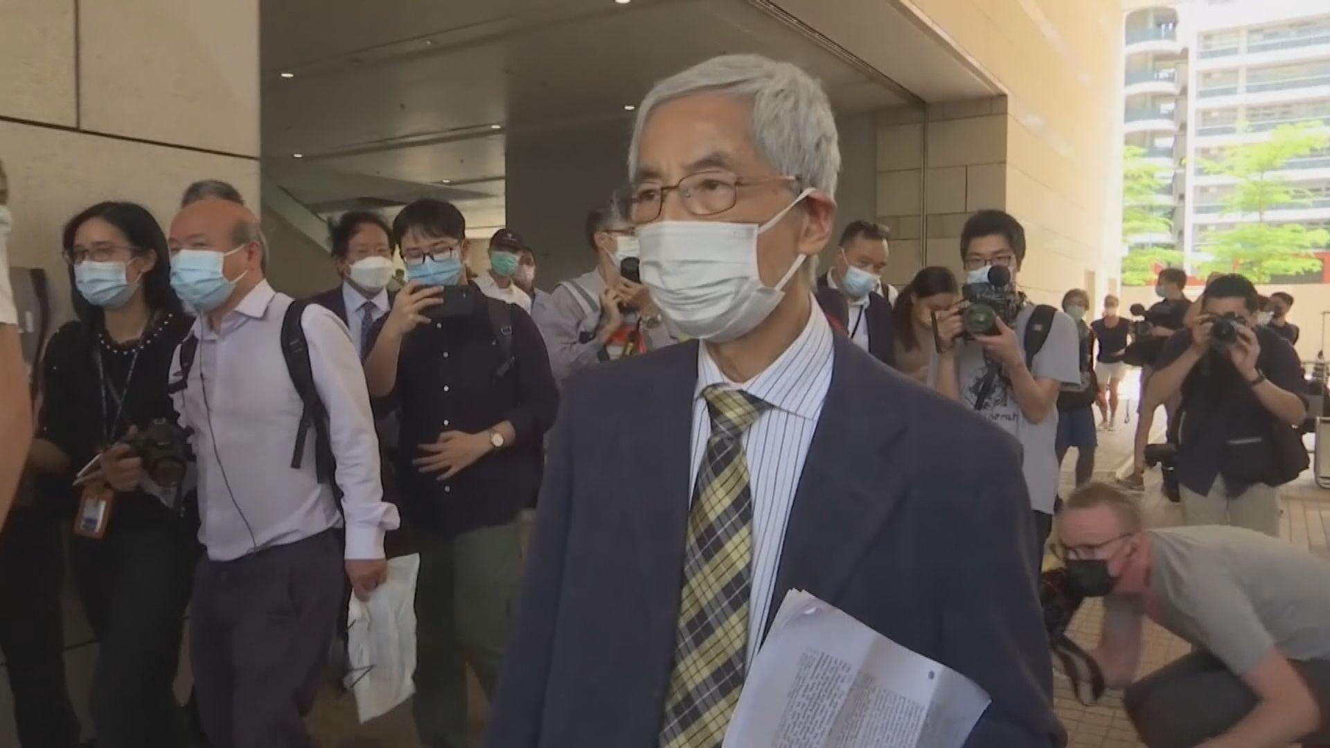 美國稱818案裁決顯示中國蠶食香港的自由