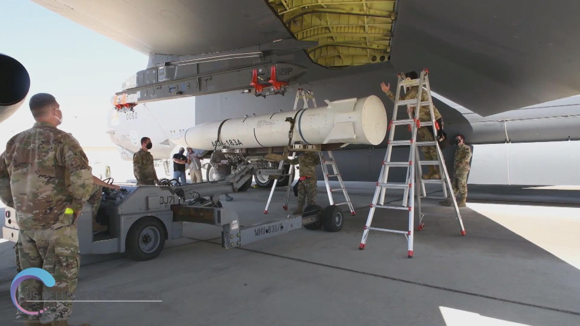 中國要求美國說明發展高超音速武器意欲何為