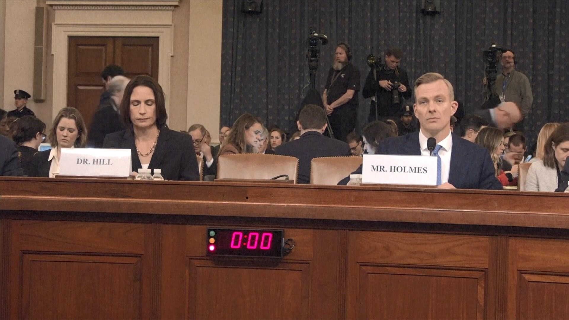 前白宮官員指特朗普與澤連斯基對話令人震驚