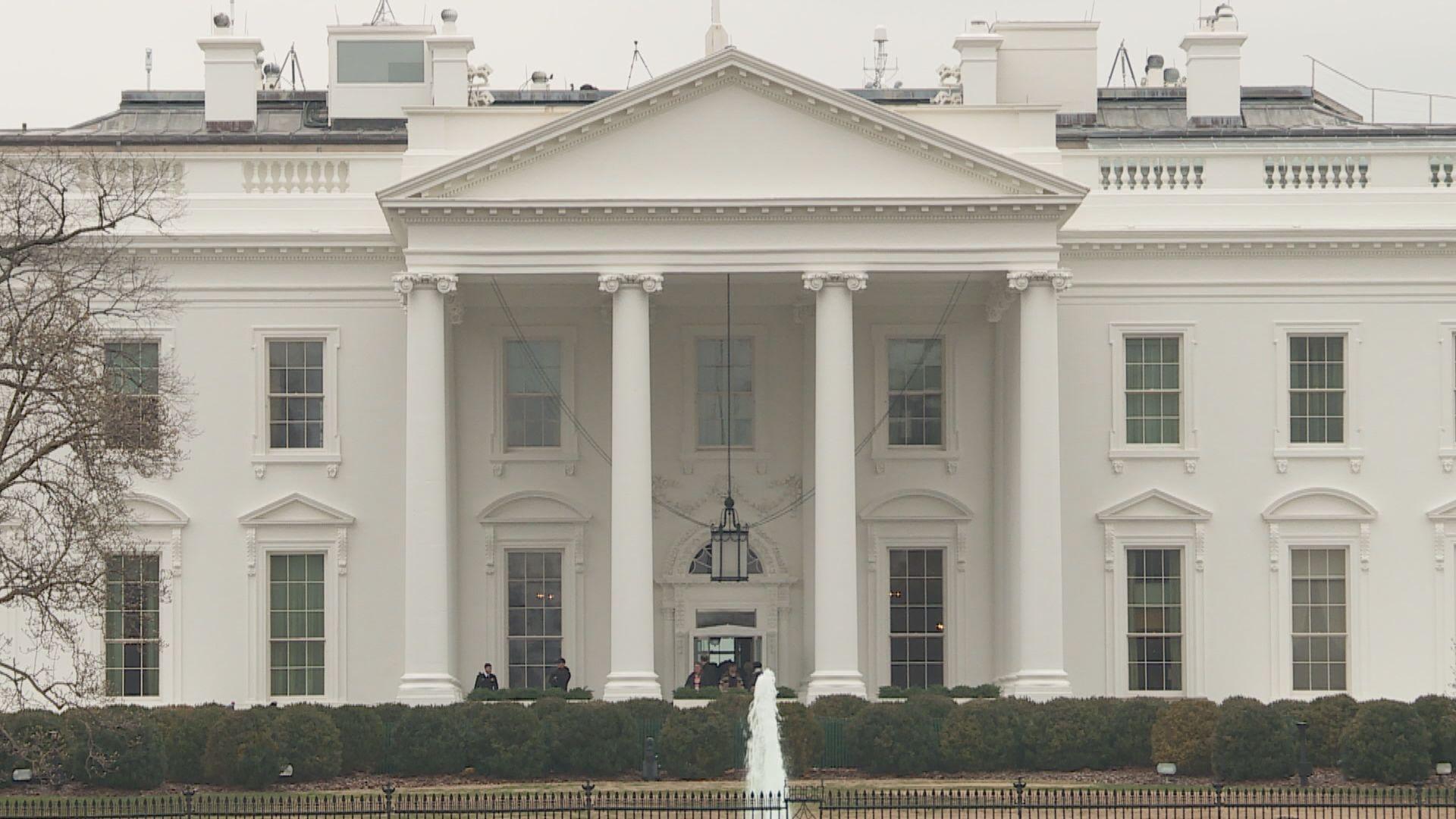美參議院就彈劾審訊舉行宣誓儀式 下周二正式聆訊