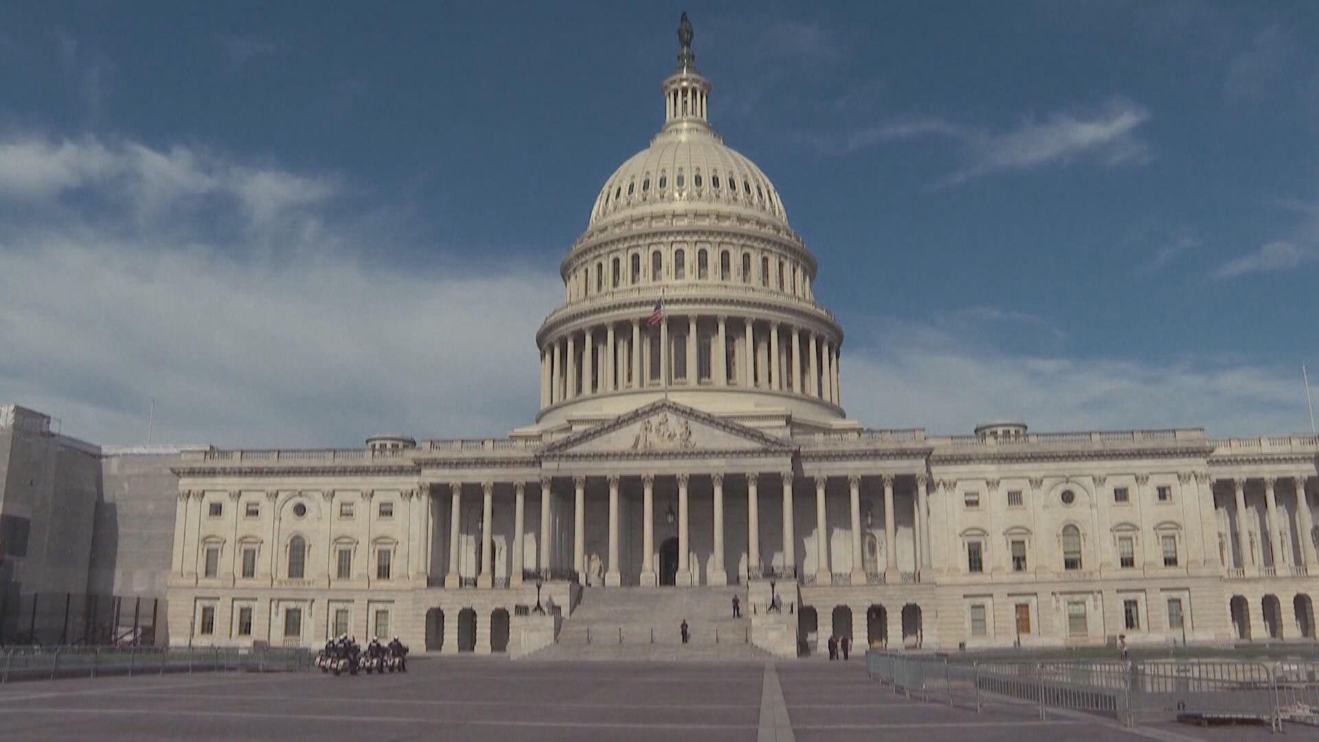 美國眾議院向參議院提交特朗普彈劾案