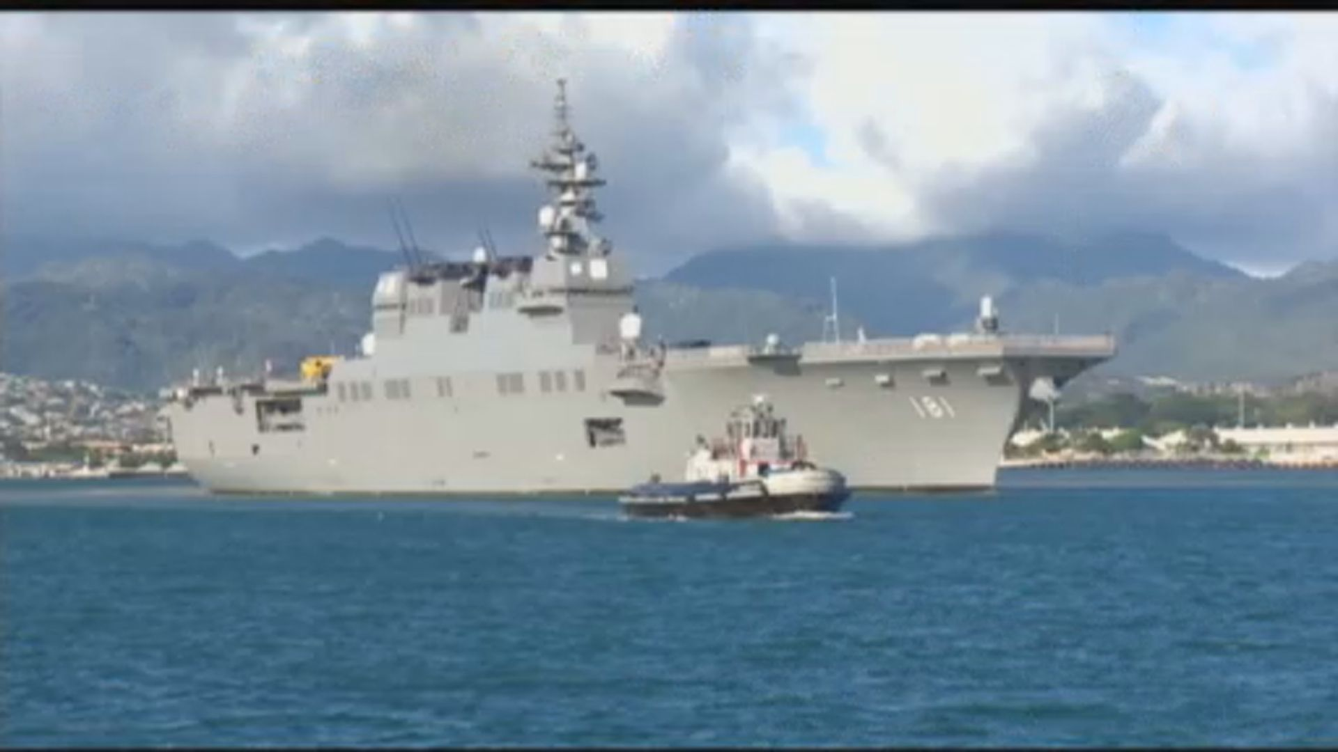 美航母前往波斯灣向伊朗展示實力