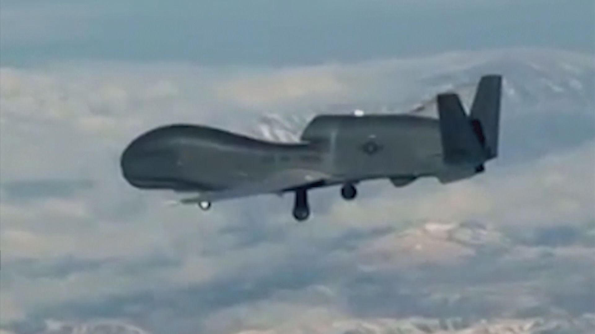 特朗普:伊朗擊落美方無人機犯下大錯
