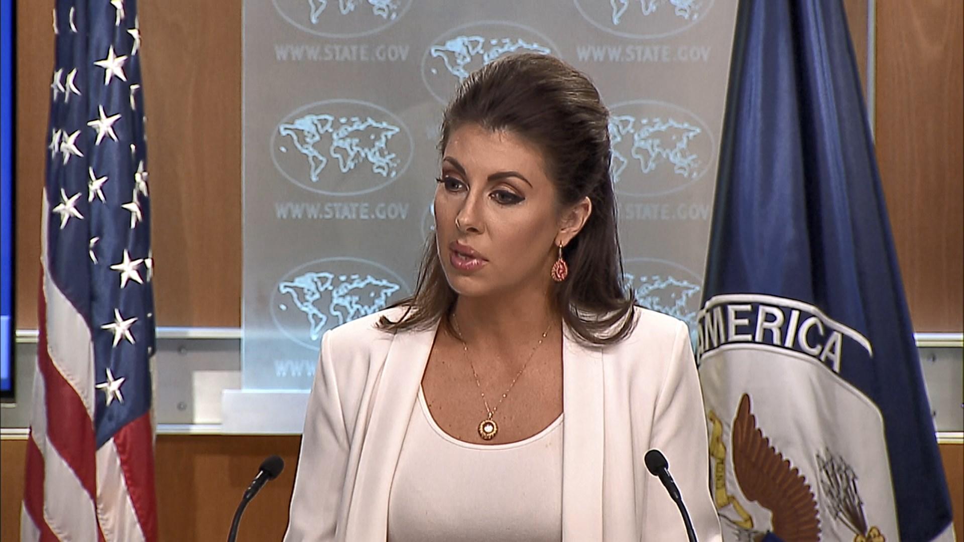 美國國務院譴責伊朗阻截英國運油輪