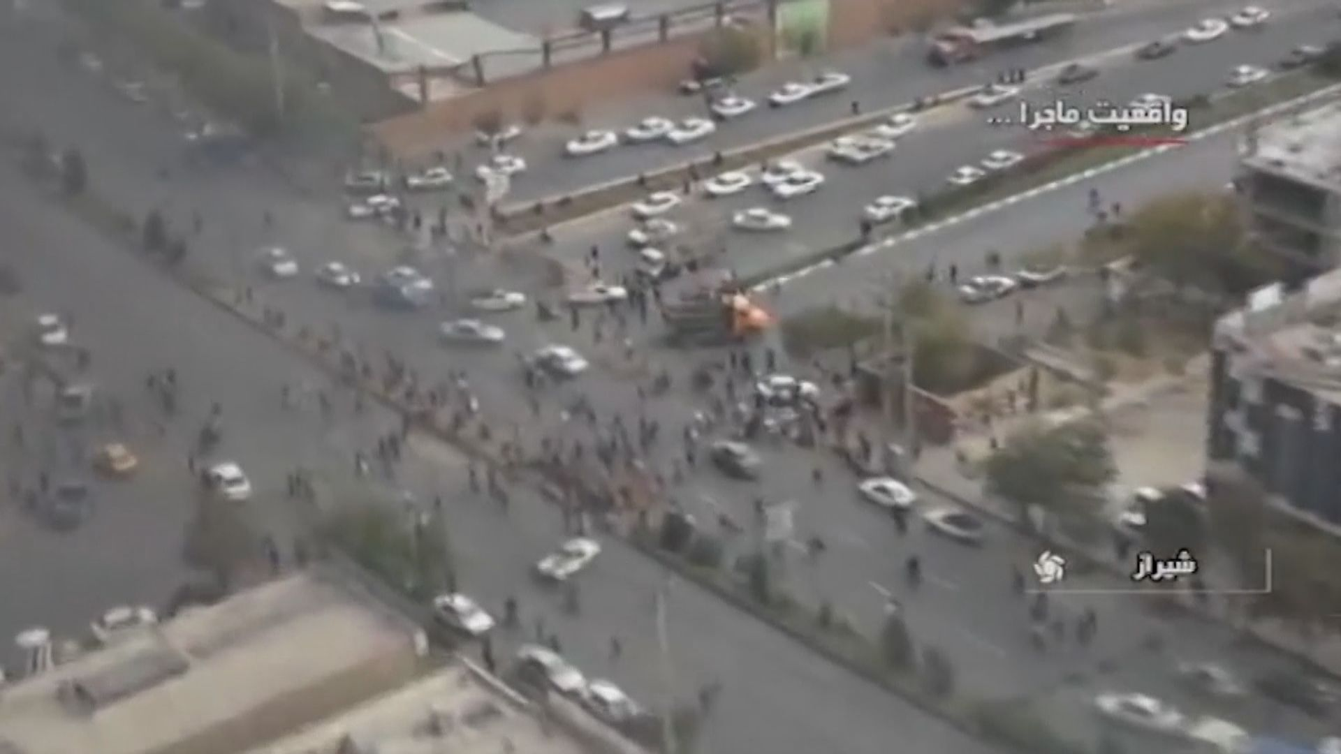 美國務院:伊朗反政府示威或逾千人死