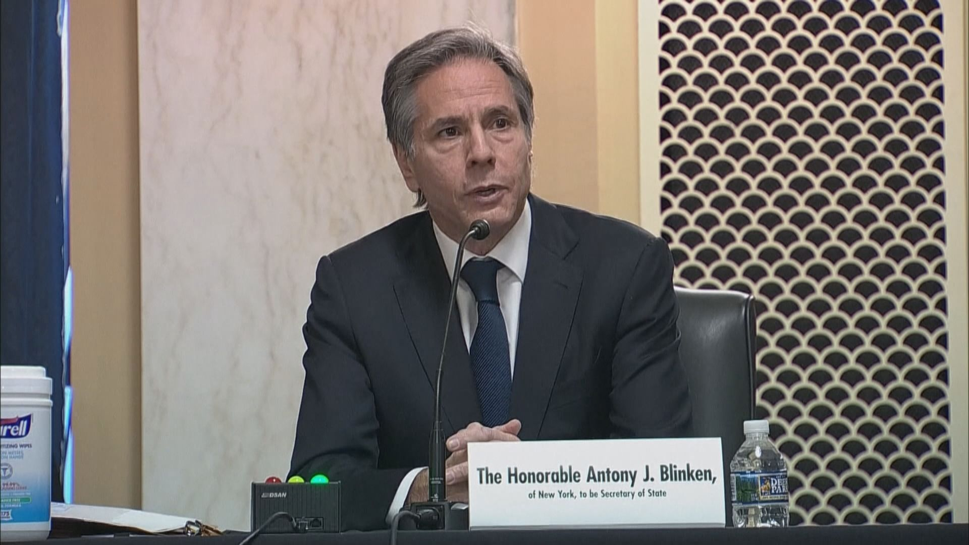 美國稱已準備就重返核協議與伊朗展開會談