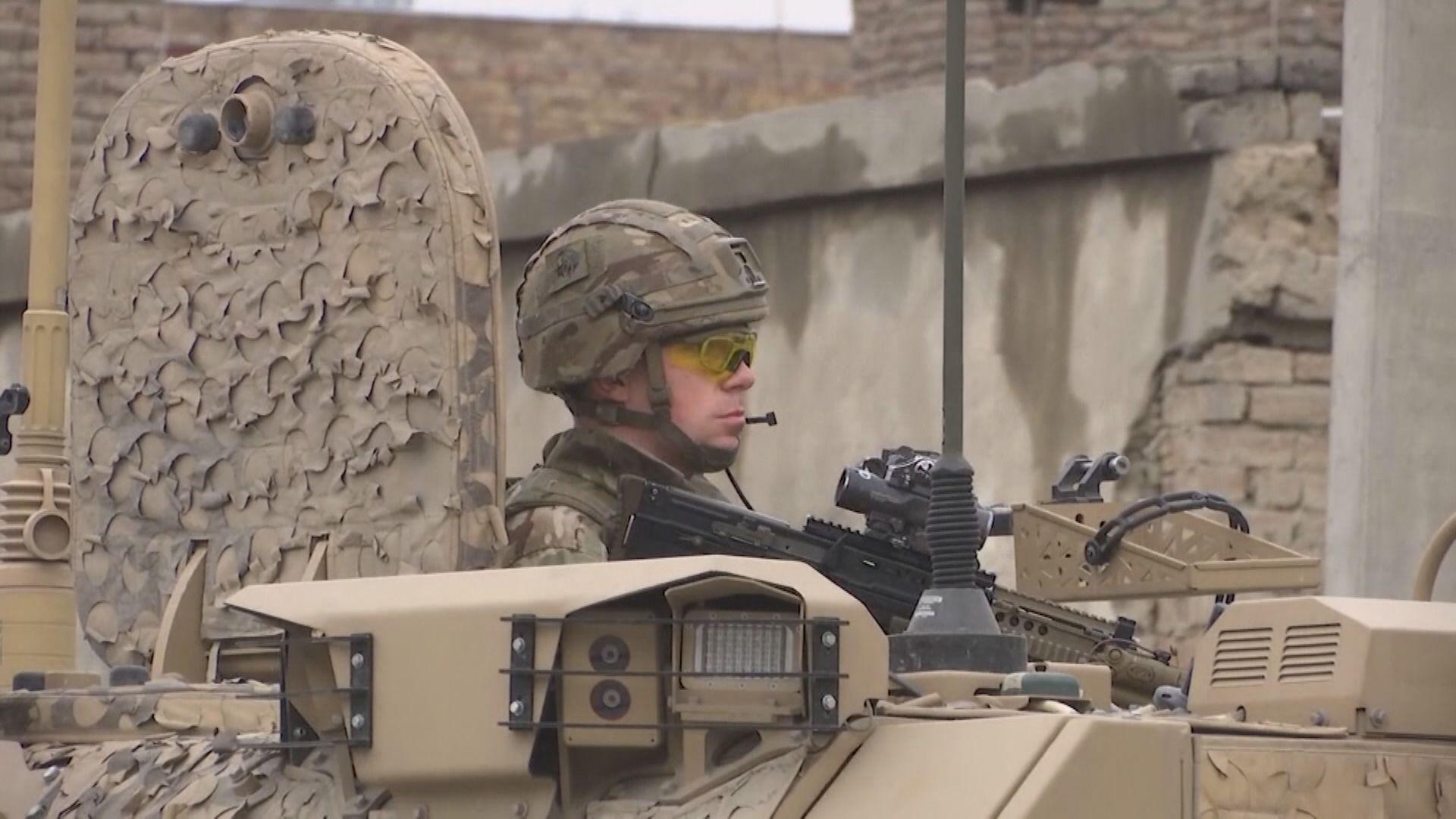 駐伊拉克美軍年底前結束戰鬥任務 拜登:續訓練和協助伊政府軍