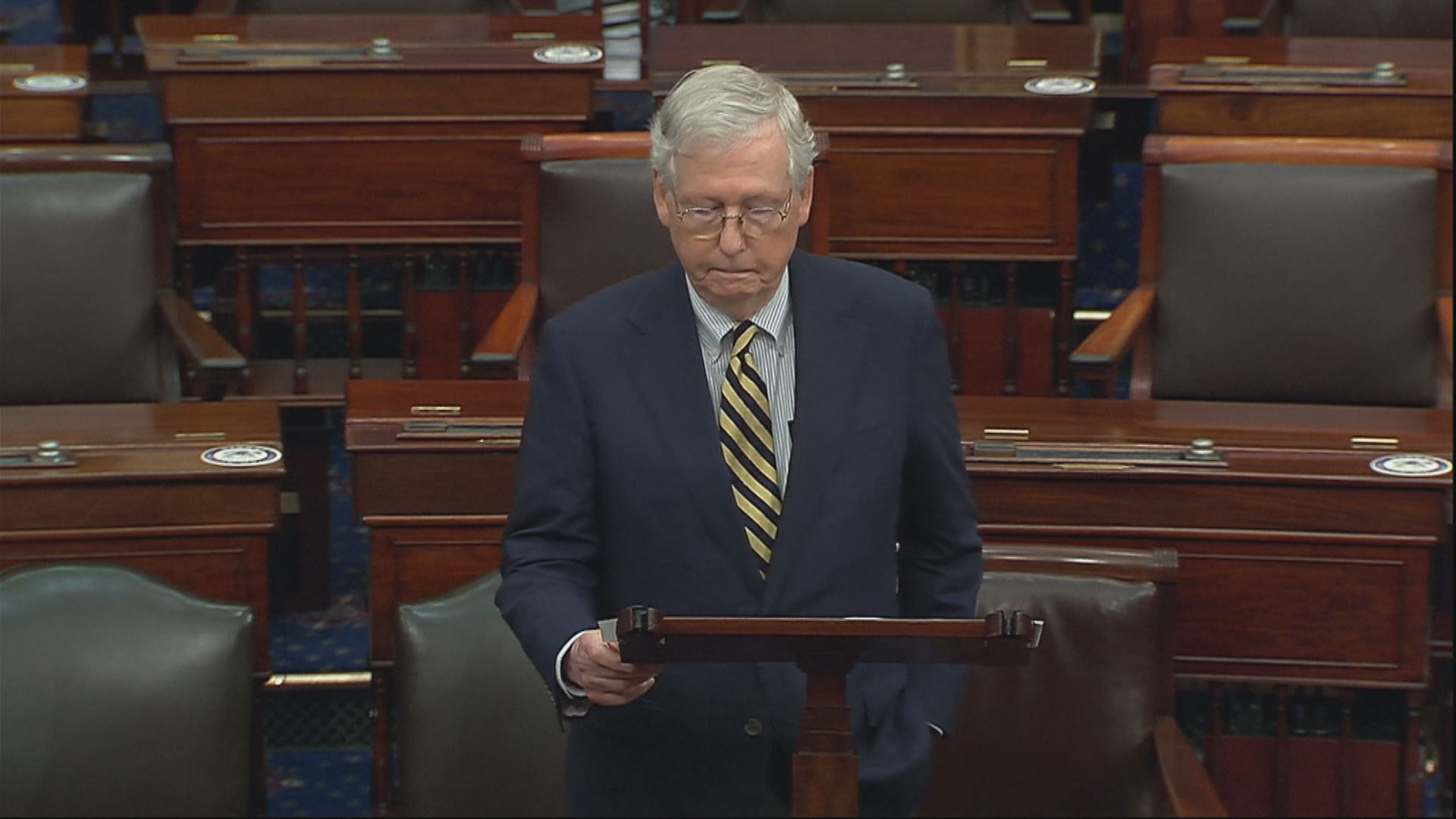 據報參議院下月十二日舉行提名聽證會