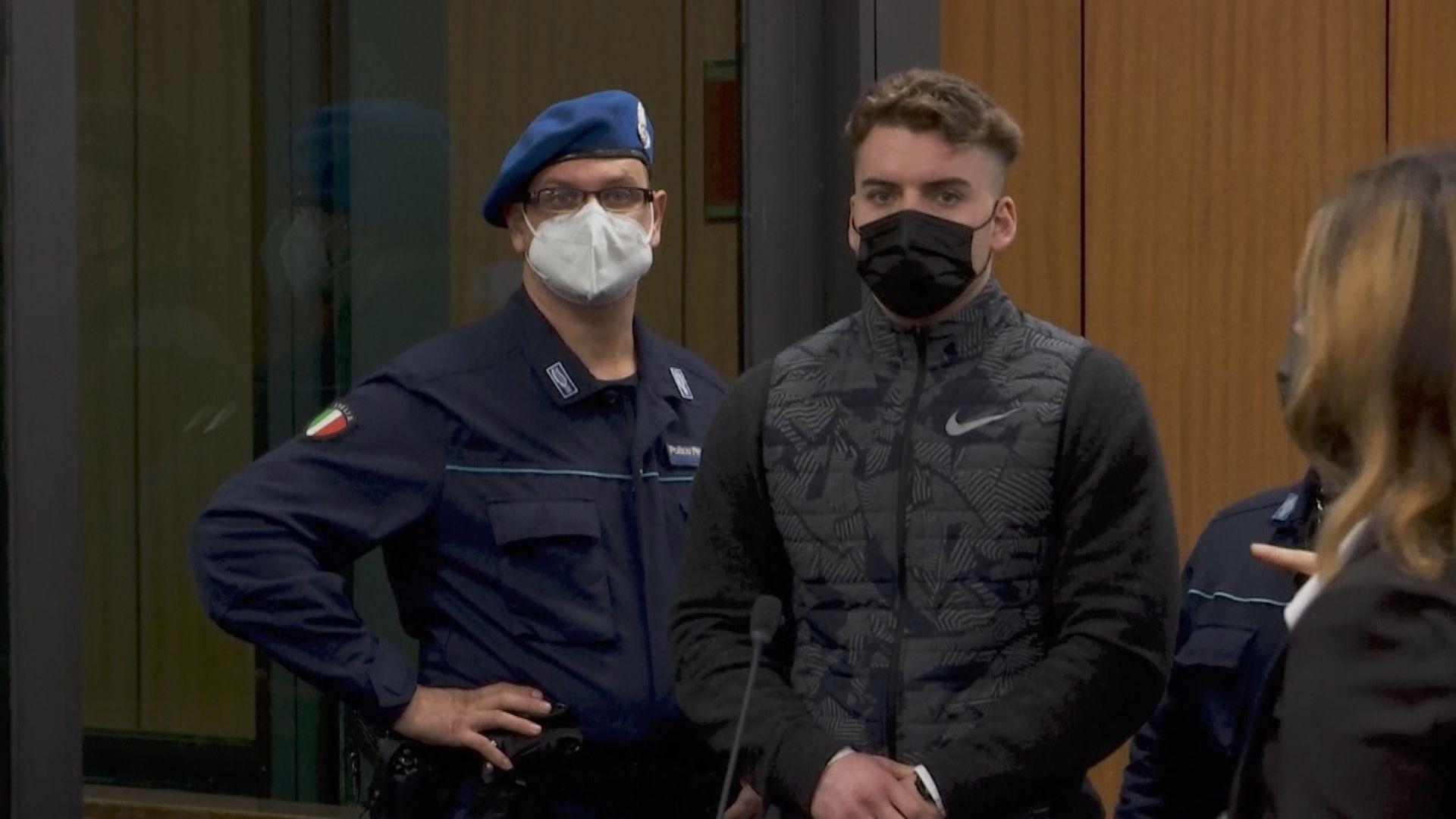 意大利檢察部門起訴兩名美國男子涉謀殺警員