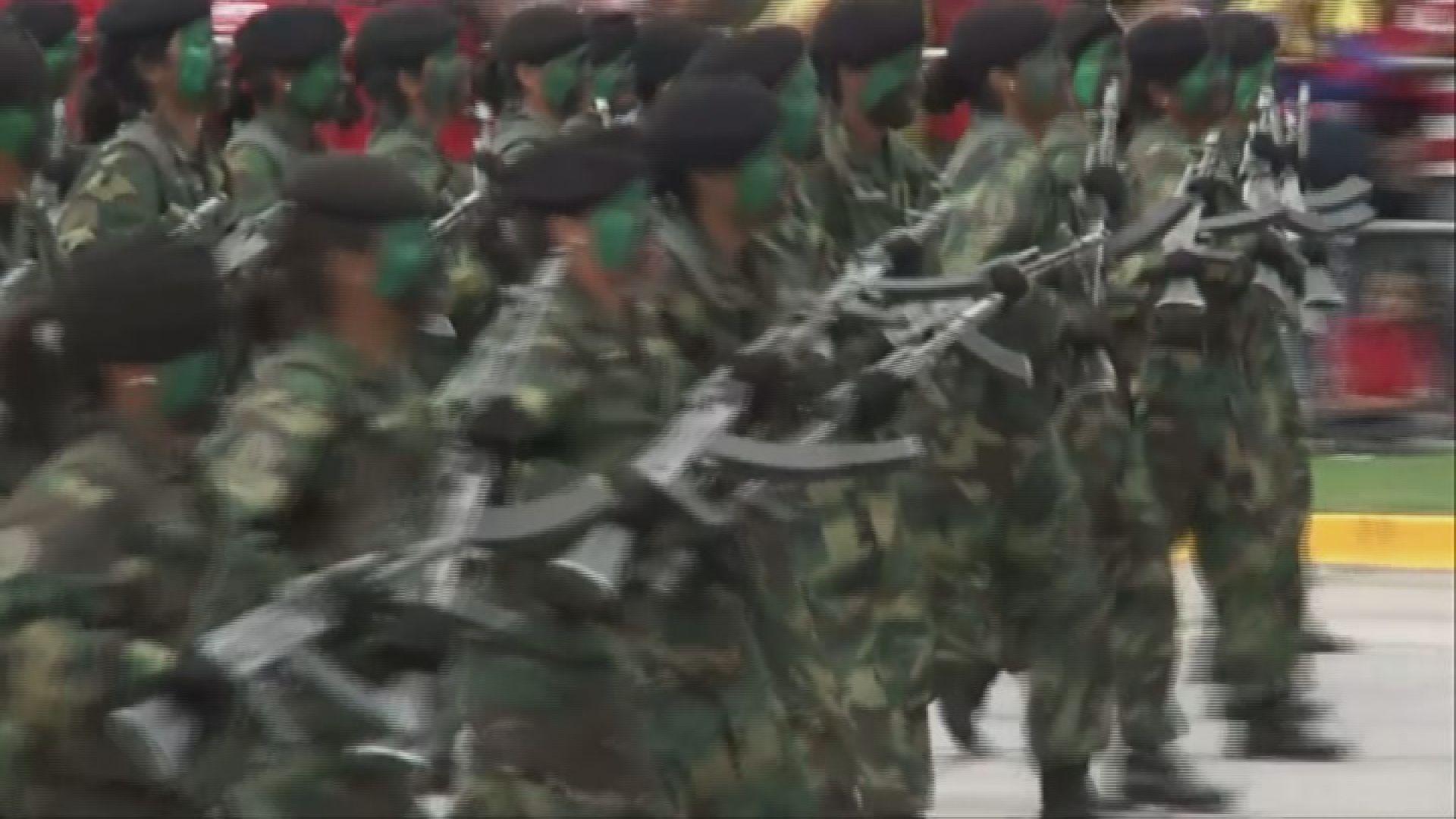 美國華府傳曾晤委內瑞拉軍方商政變計劃