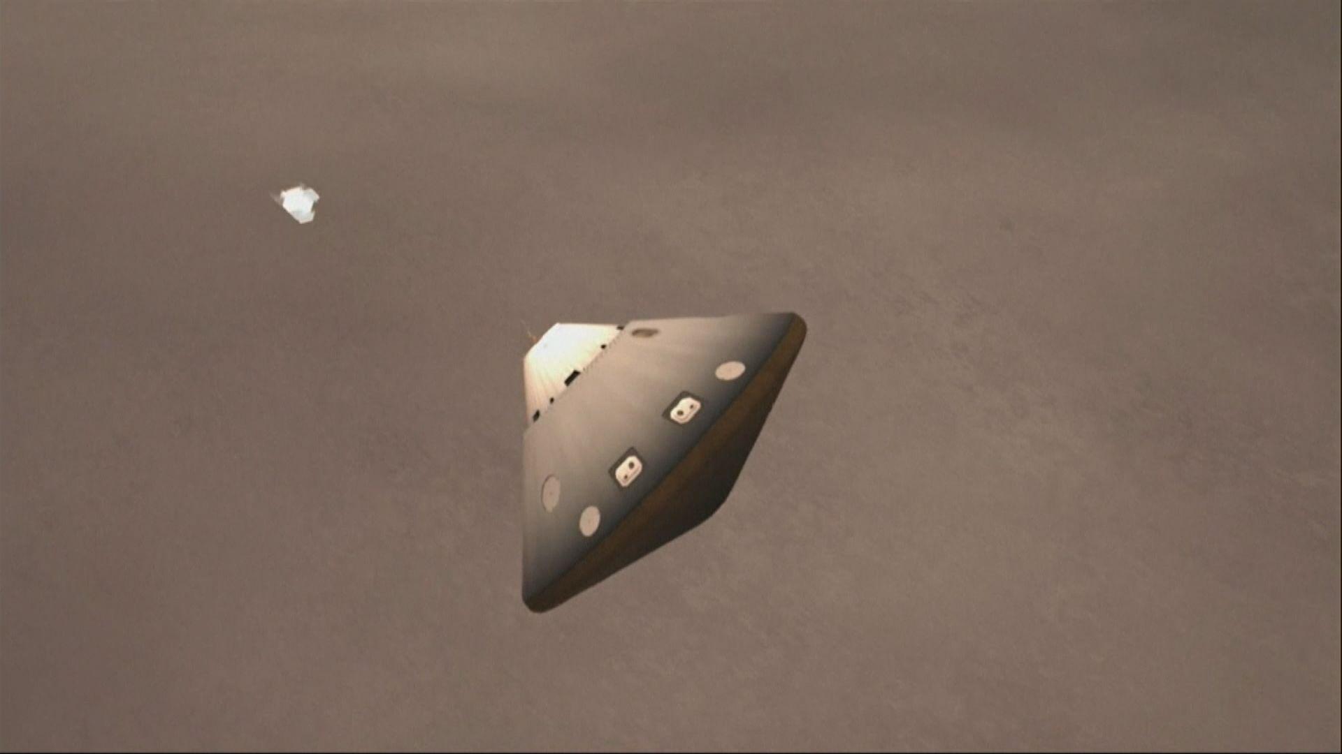 太空總署「洞察號」成功登陸火星