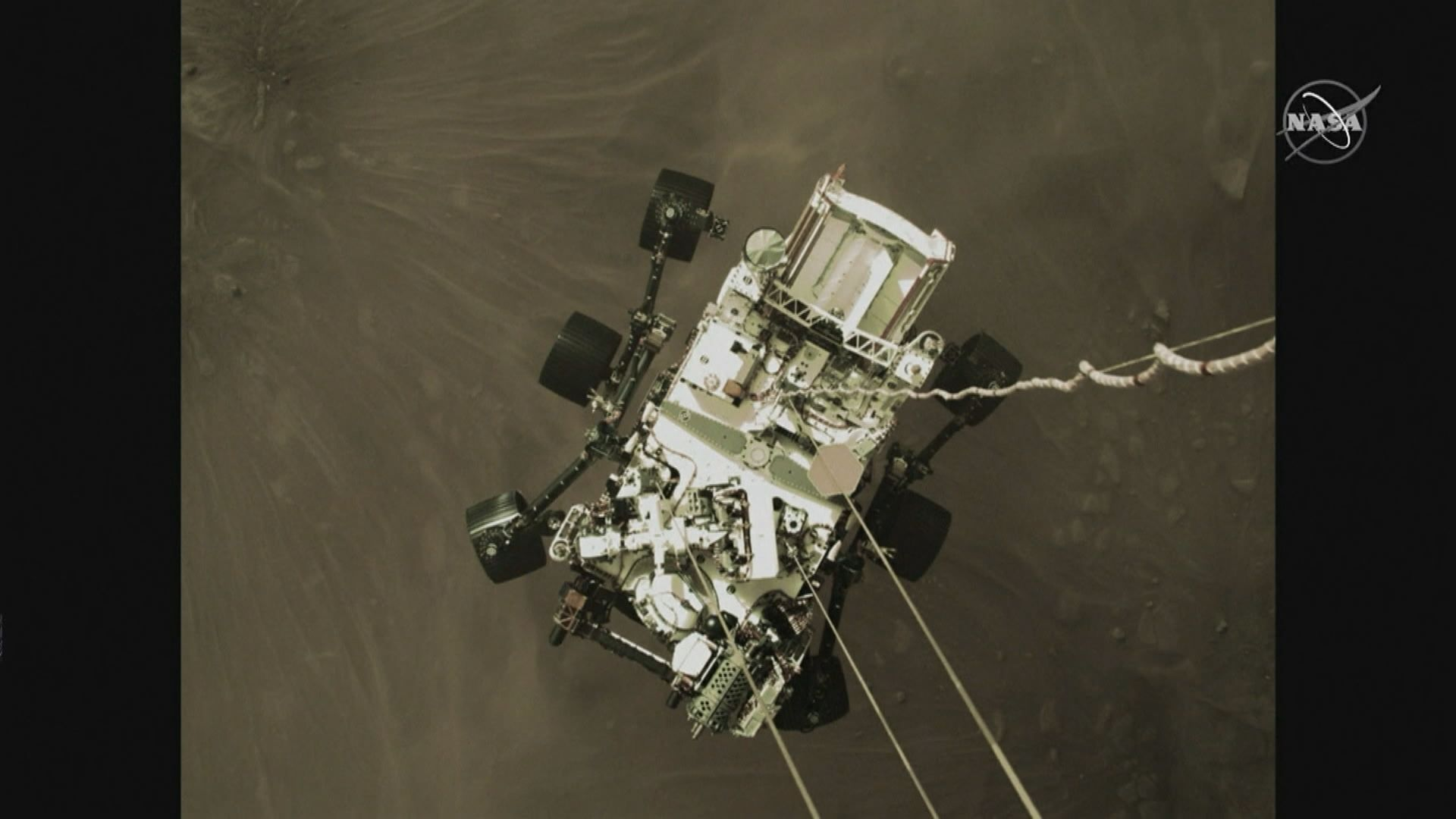 火星探測器毅力號傳回更多照片