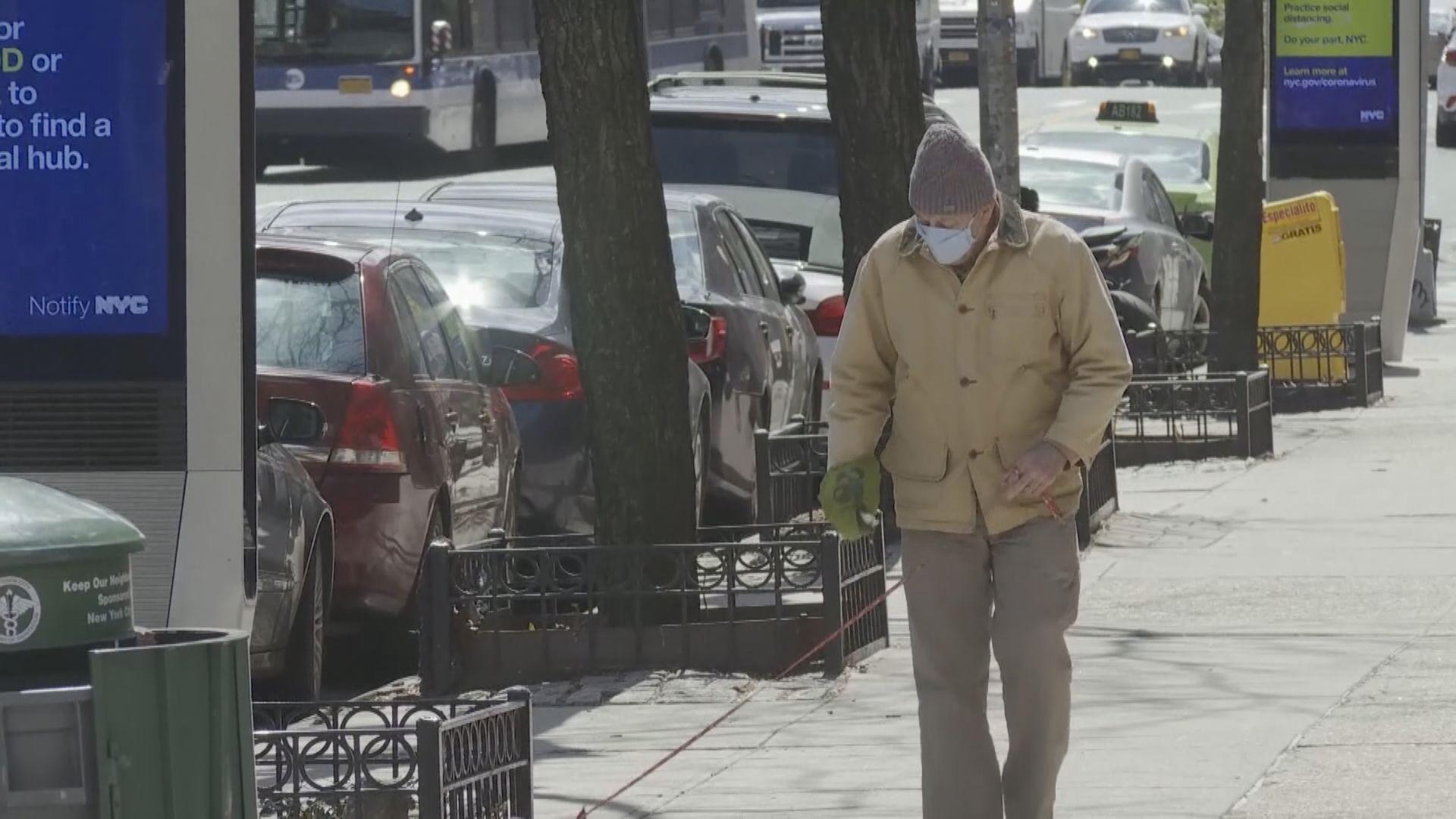 美國民眾周二起乘坐公共交通工具時須戴口罩