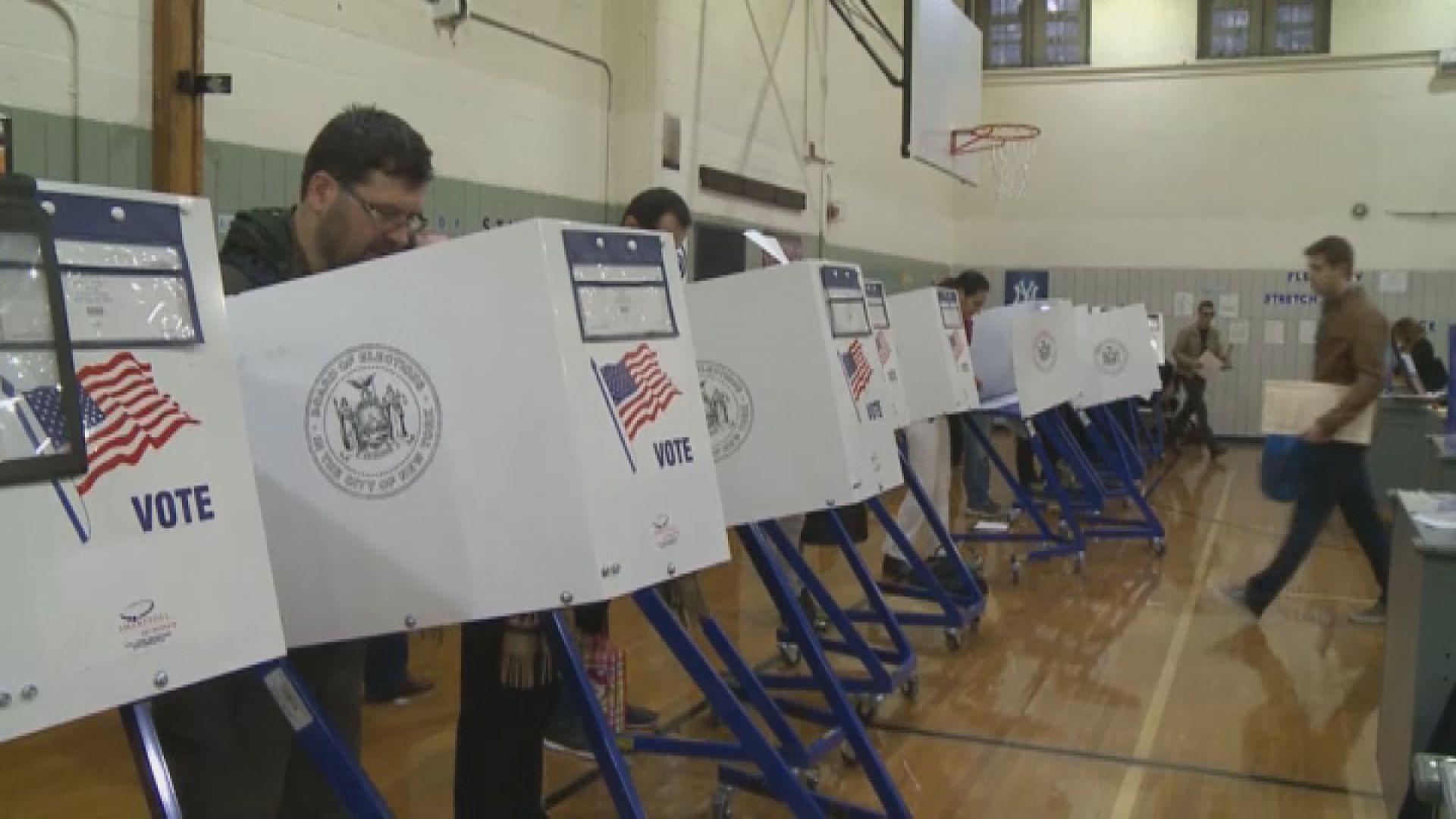 美中期選舉 共和黨集中資源於仍有勝算議席
