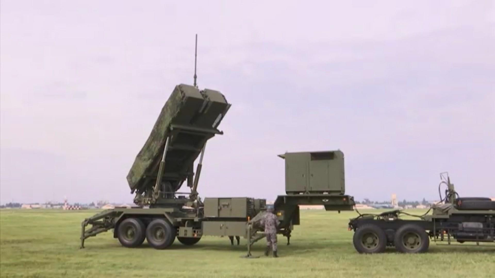 美國中東重新部署愛國者導彈