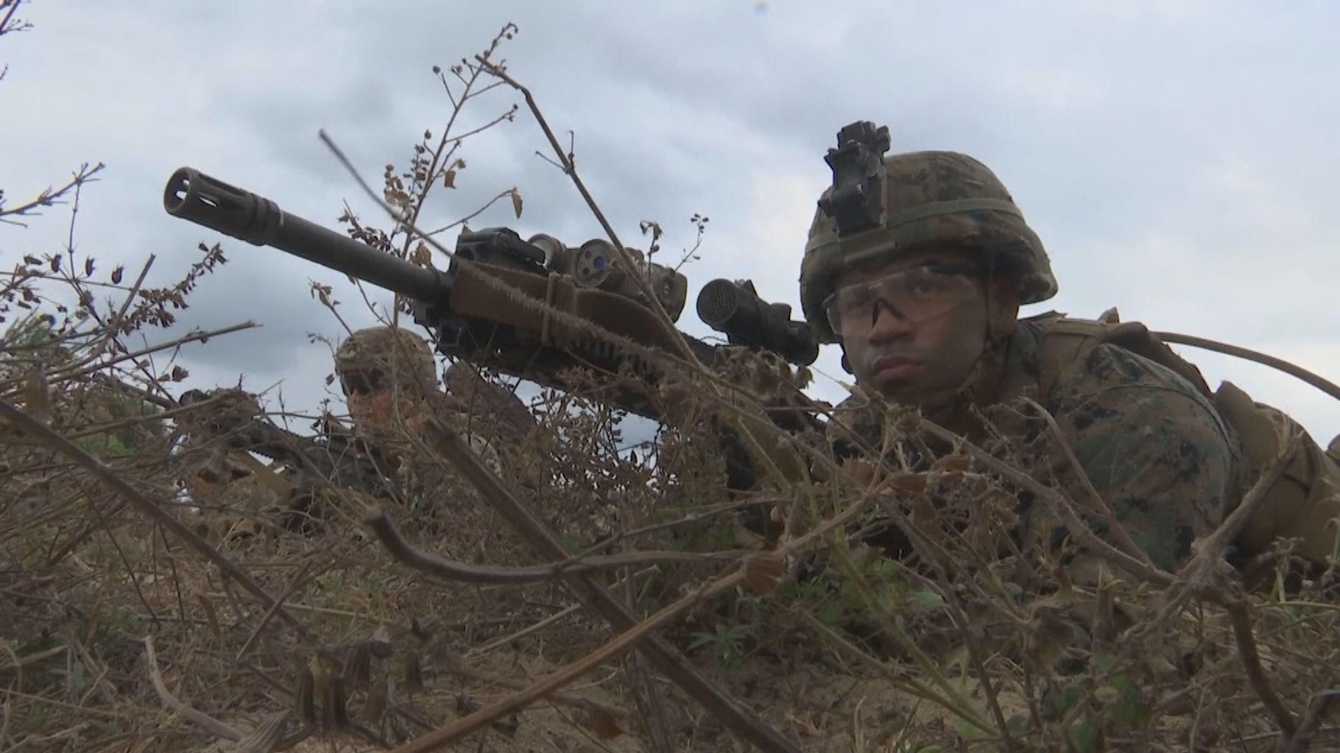 據報美國海軍陸戰隊將成立瀕海作戰團