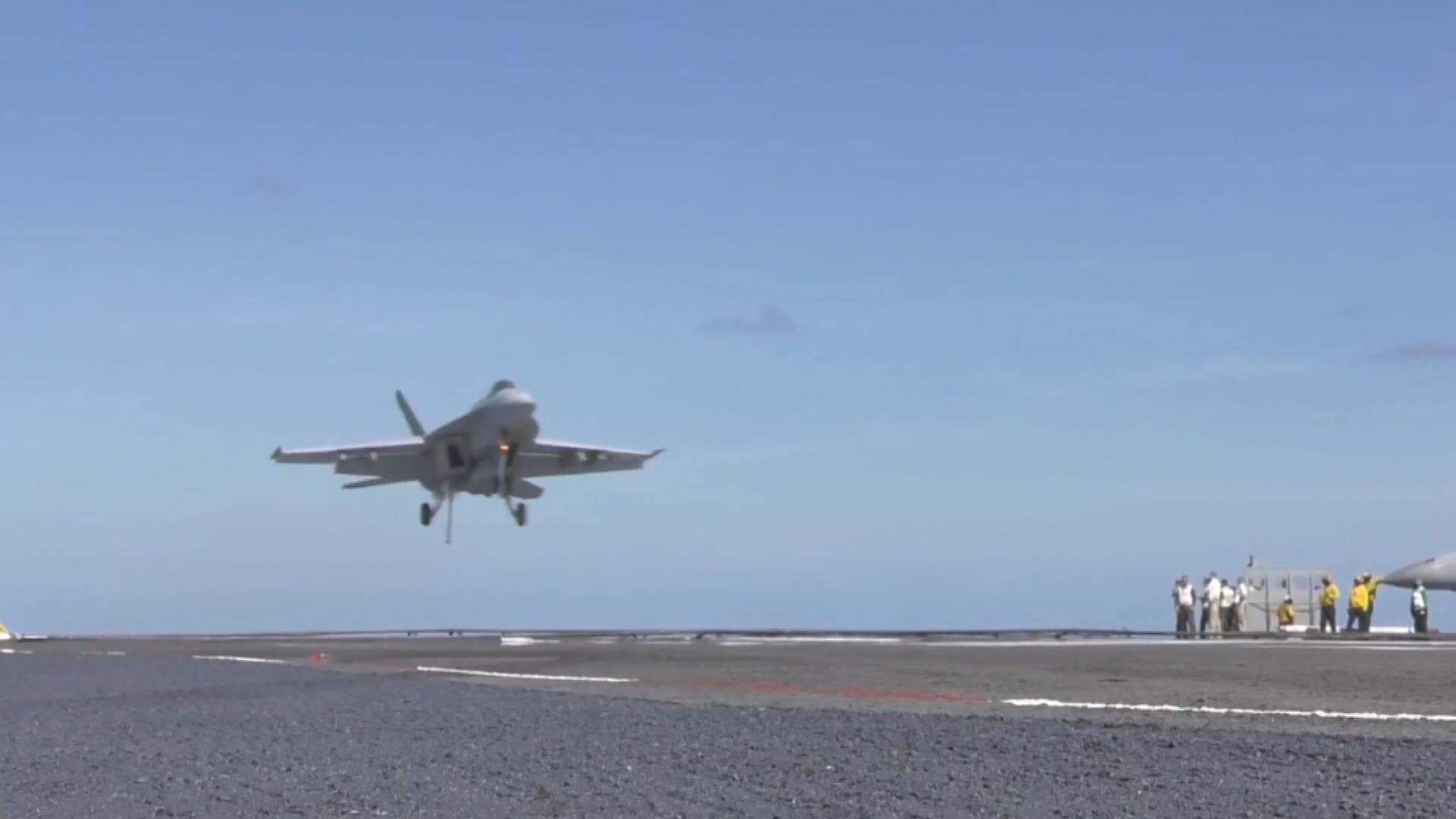 美軍擬下月到南海頻密活動展實力