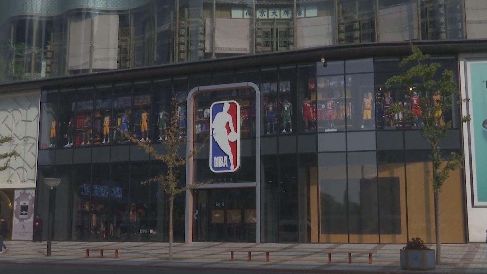 NBA上海熱身賽後傳媒活動取消 避免球星談及香港問題