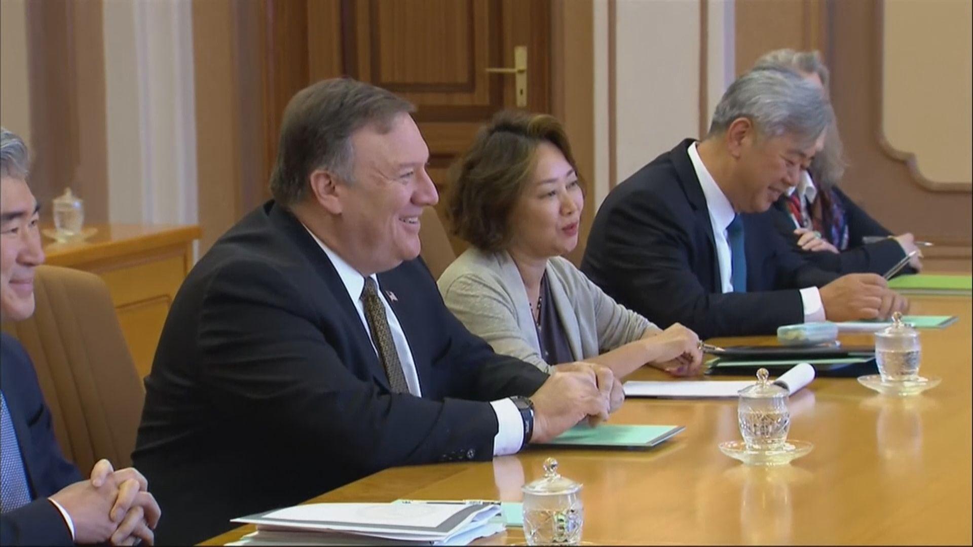 北韓因日程繁忙推遲與蓬佩奧會面