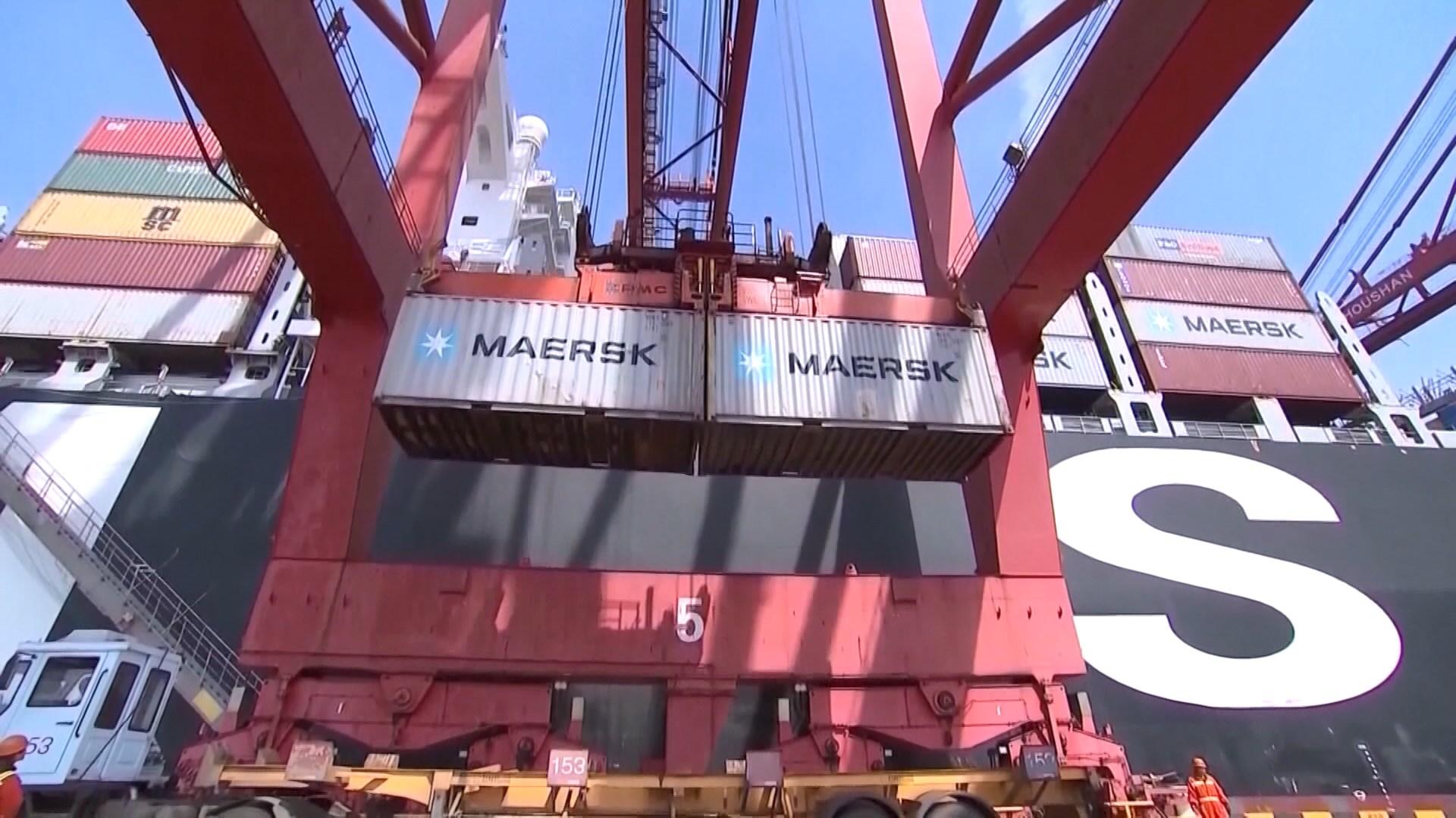 兩間中國船運公司被美國財政部制裁