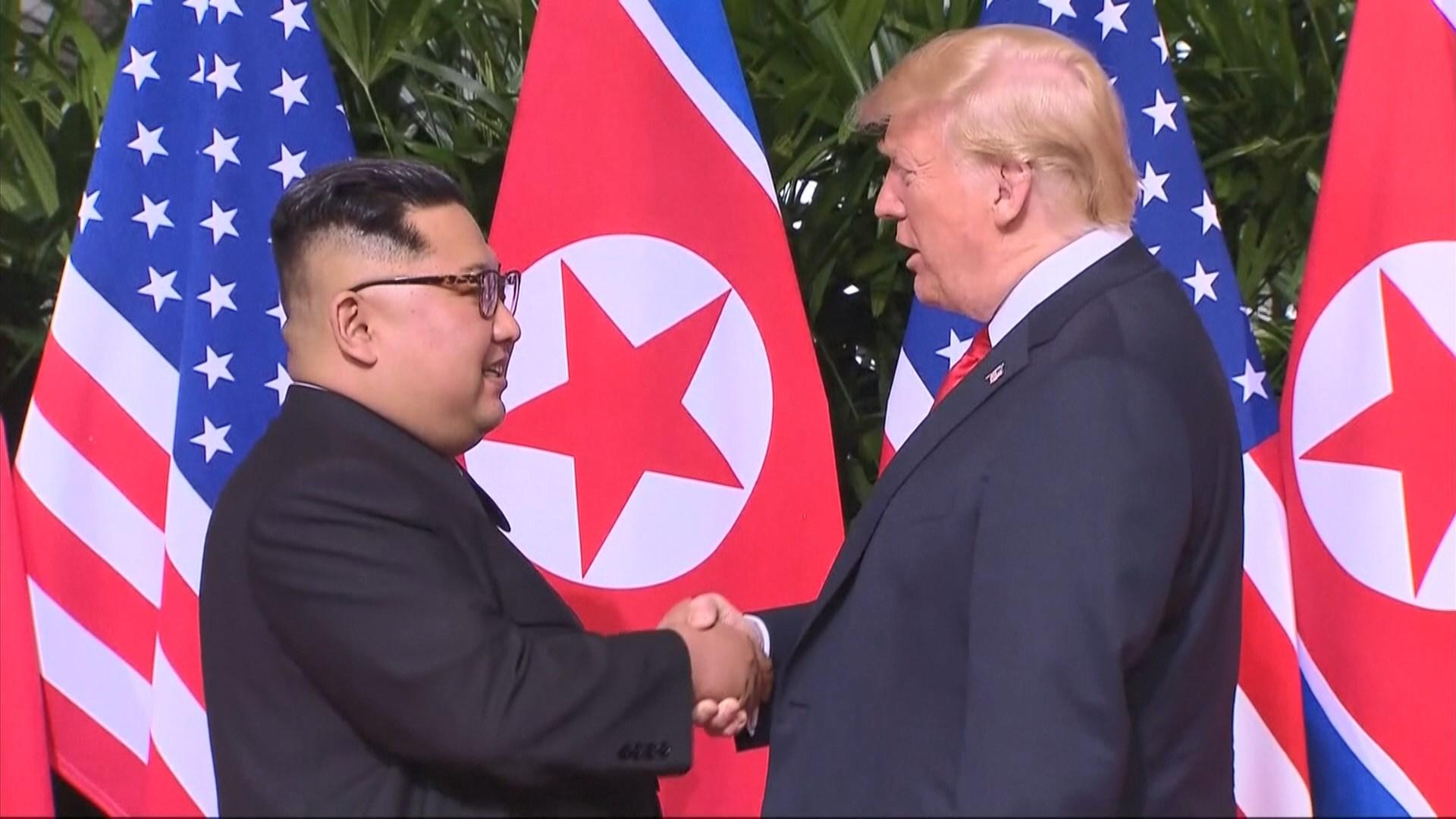 特朗普警告北韓必須遵守無核化承諾
