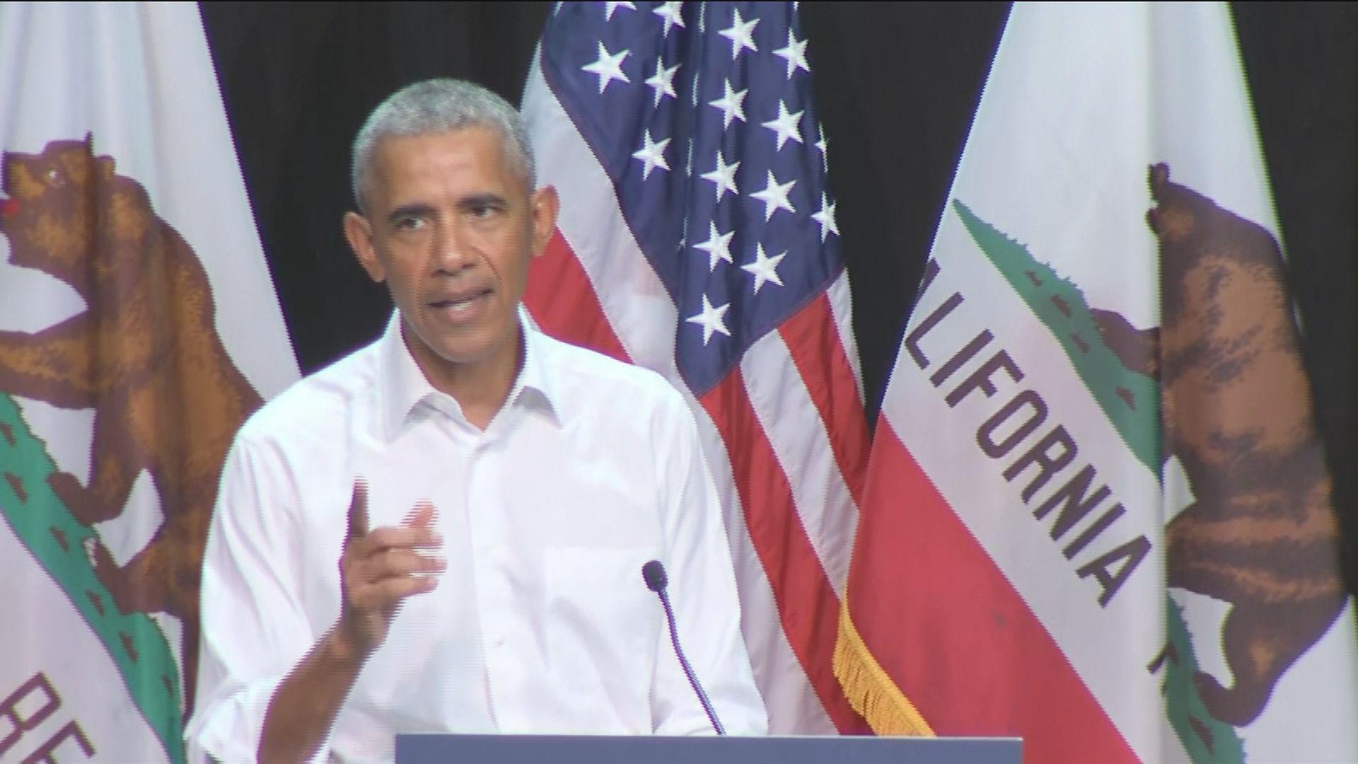 奧巴馬呼籲讓美國重回理性政治