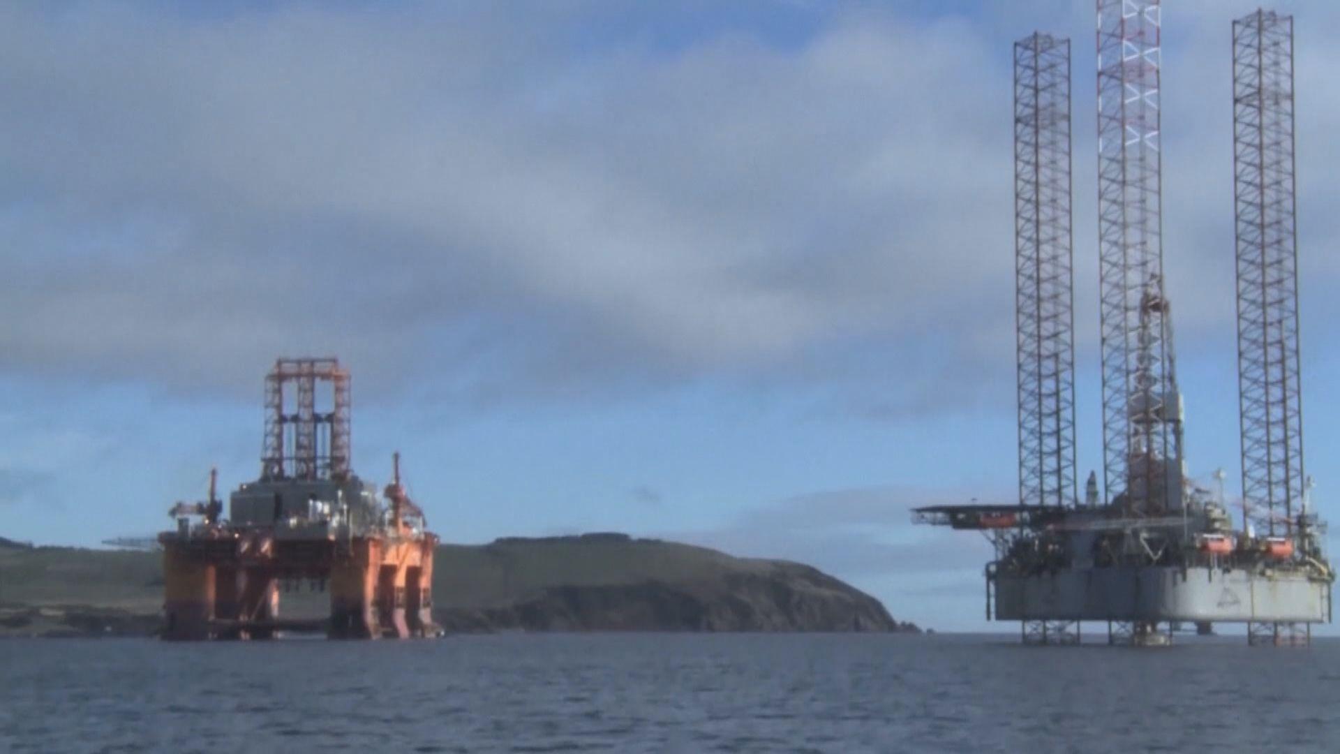 國際油價本周升逾1% 市場憂原油供應緊張
