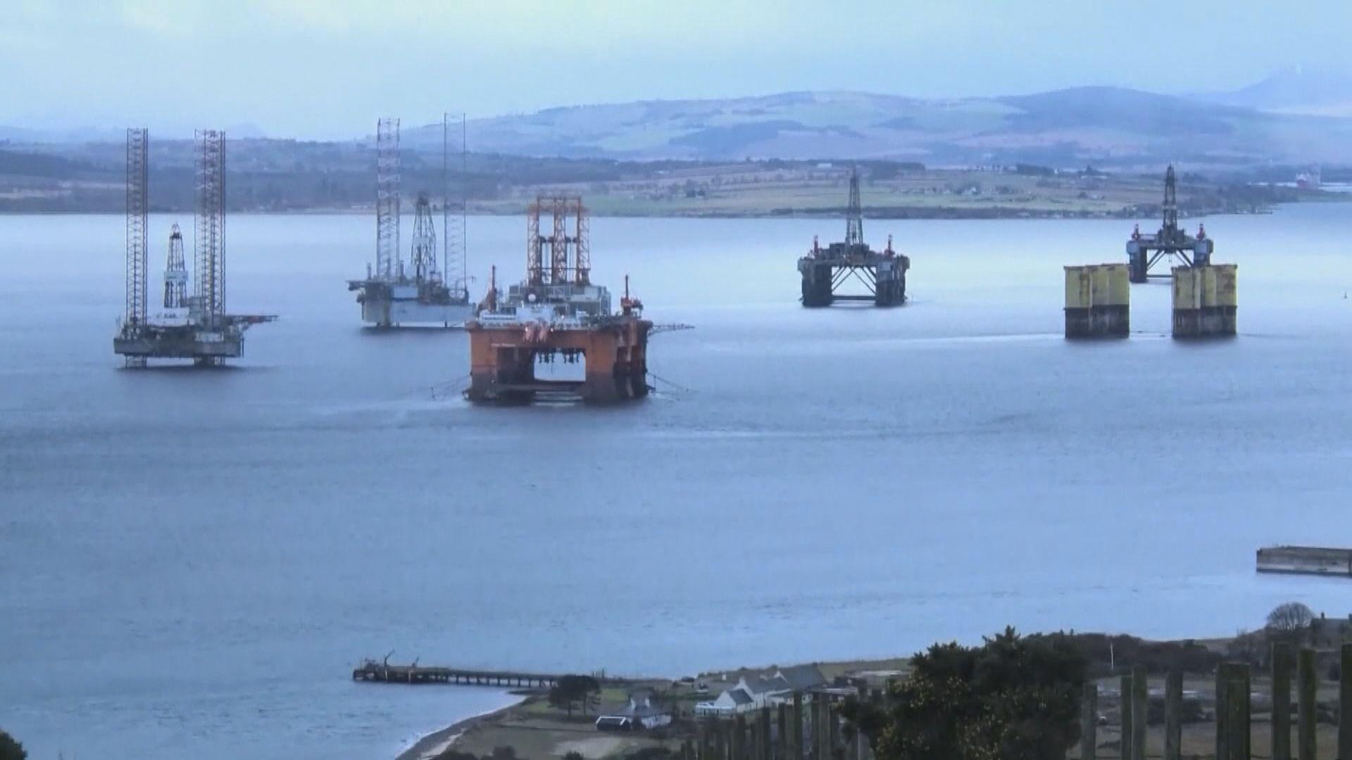 油價2連升 因美國油氣鑽井量降至紀錄新低