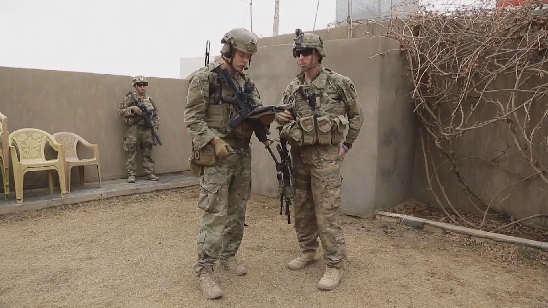 美國國防部官員質疑擊殺索萊馬尼行動必要性