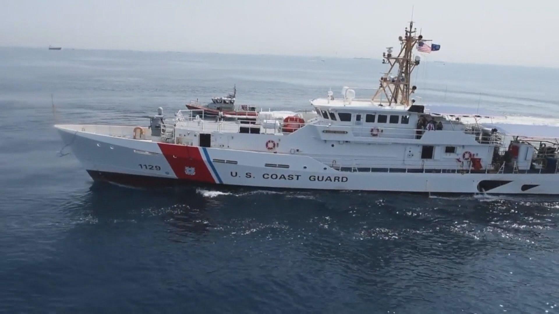 美國西太平洋部署巡邏艦抗衡中國