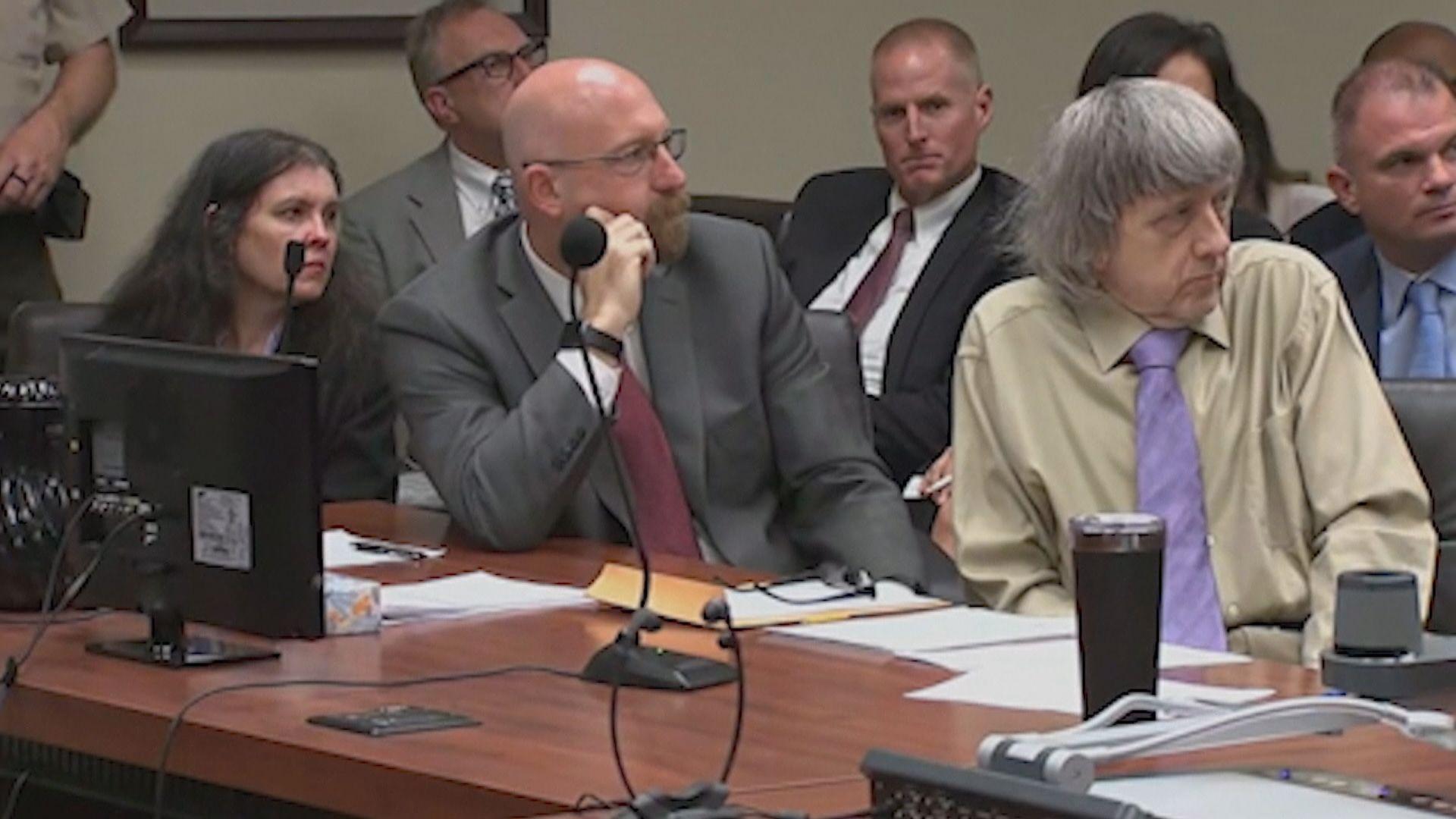 美國夫婦長年虐兒判囚 兩名子女為父母求情