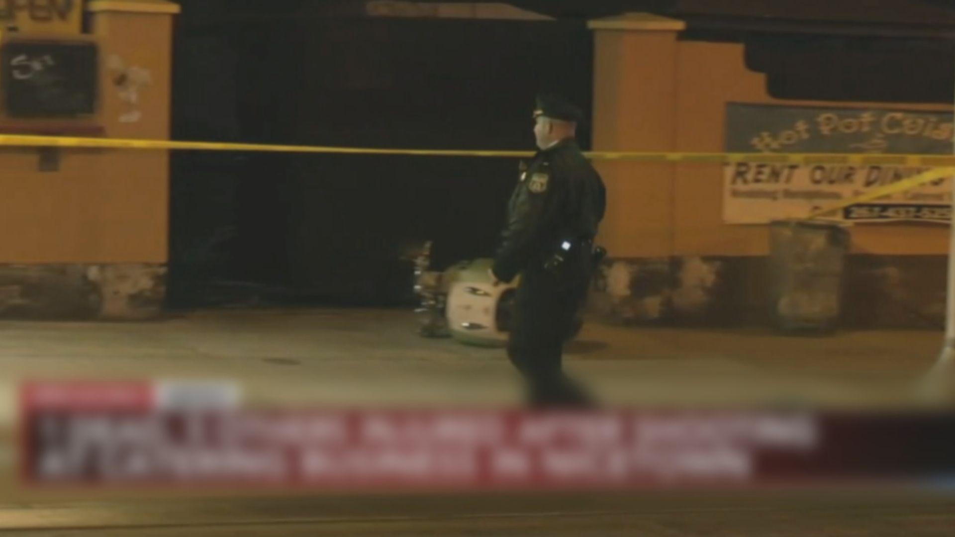 美國費城非法派對槍擊案1死多人傷