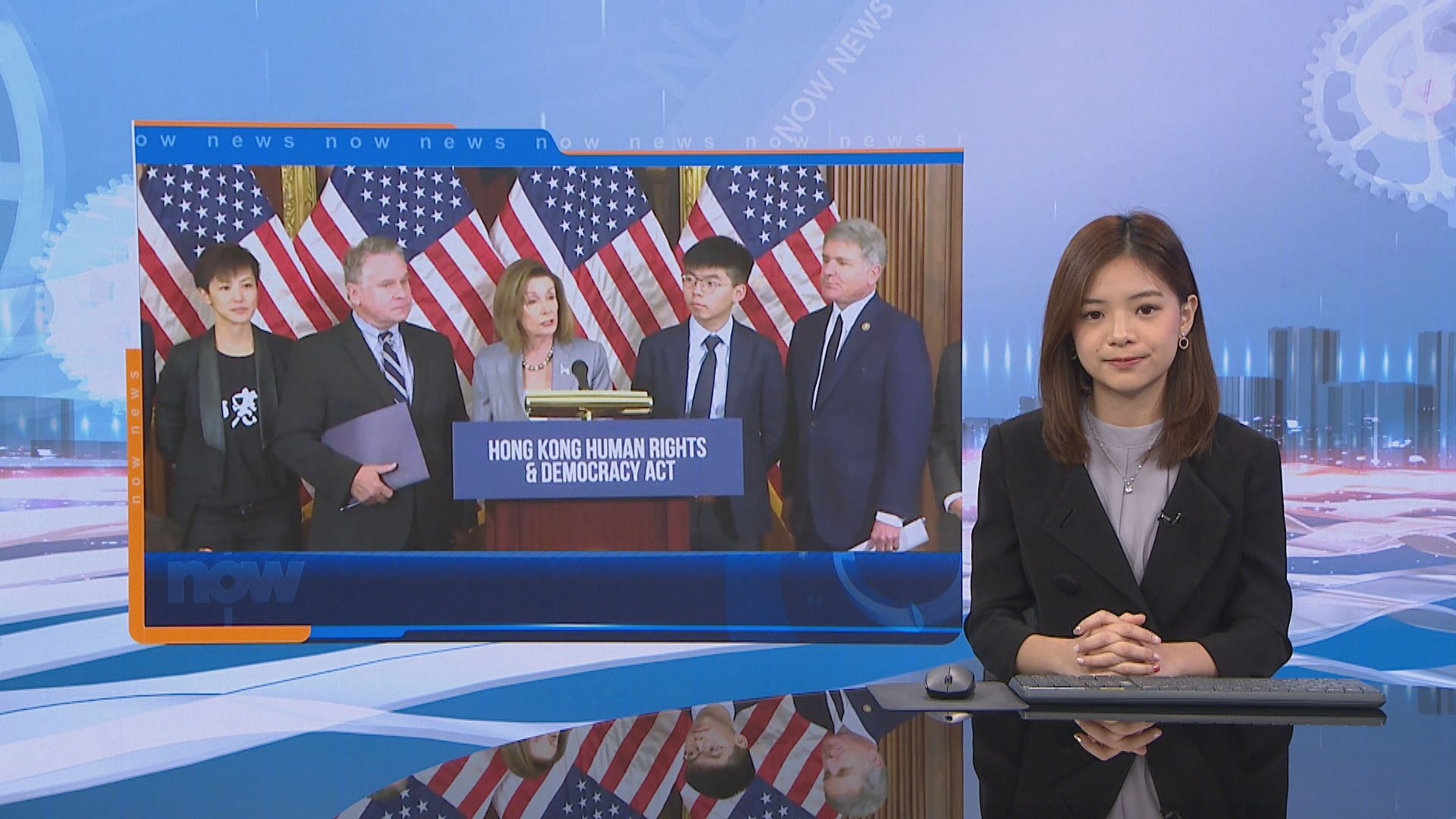 美助理國務卿拒回應是否支持香港人權法案