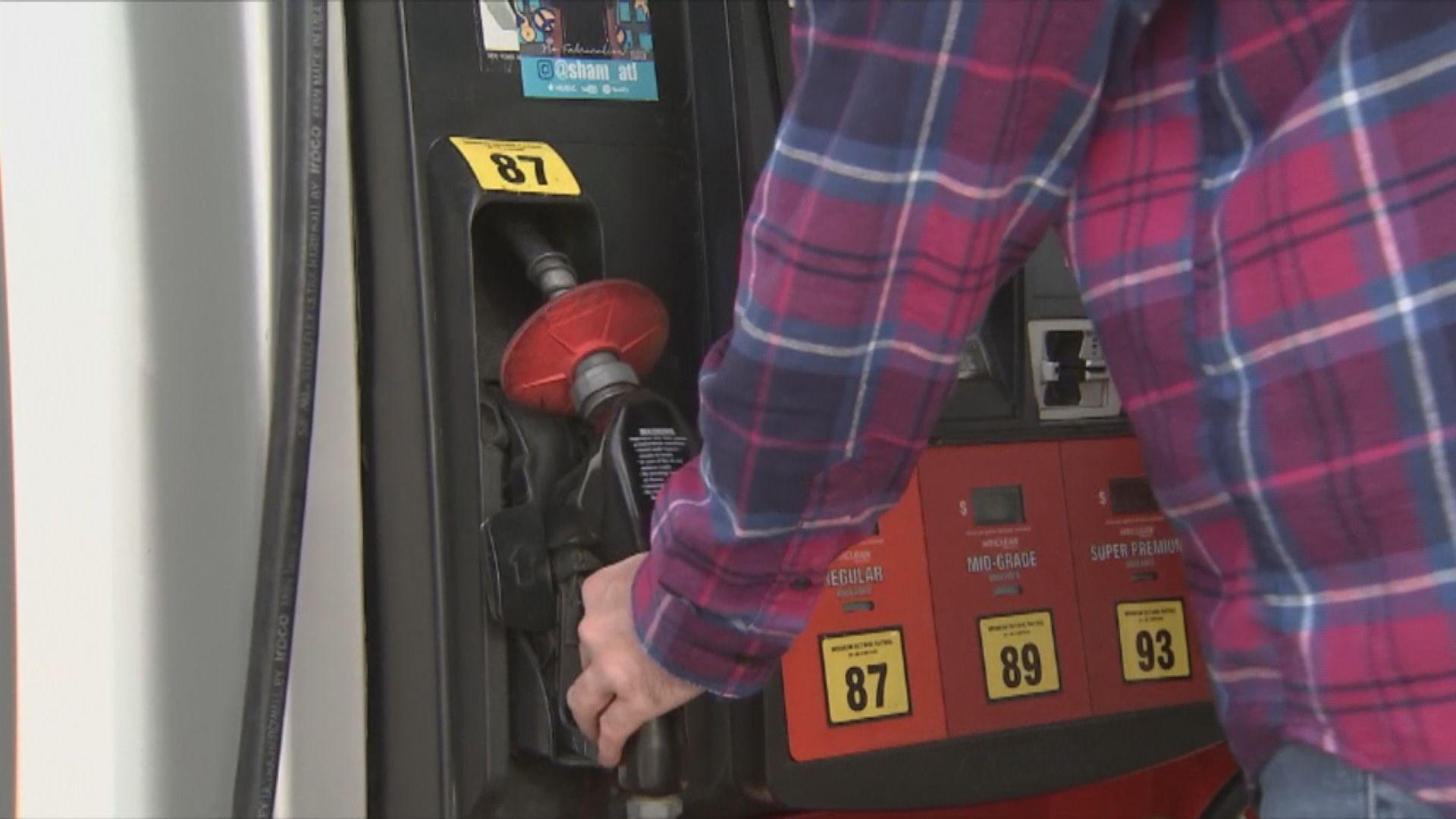 美國東岸汽油供應仍然緊張