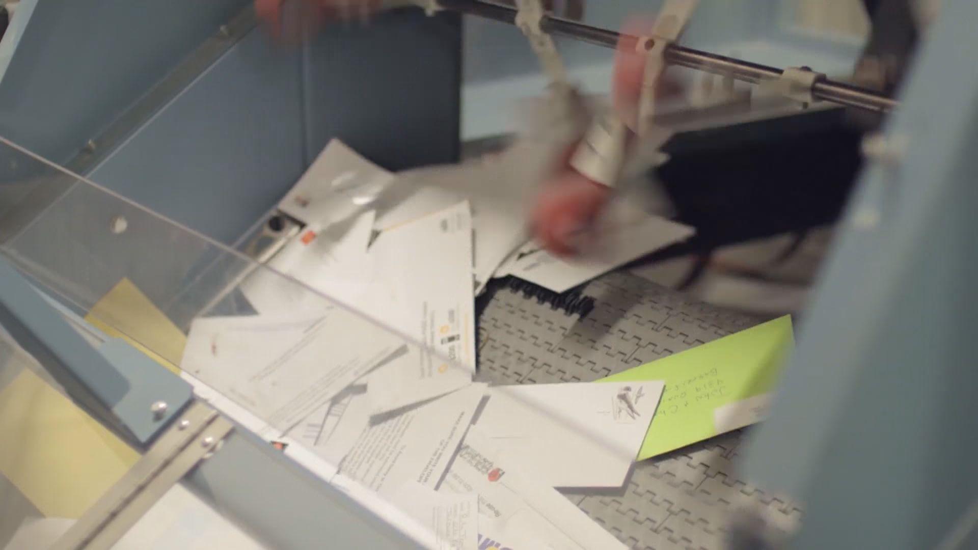 美國郵政署加強措施防範生化襲擊